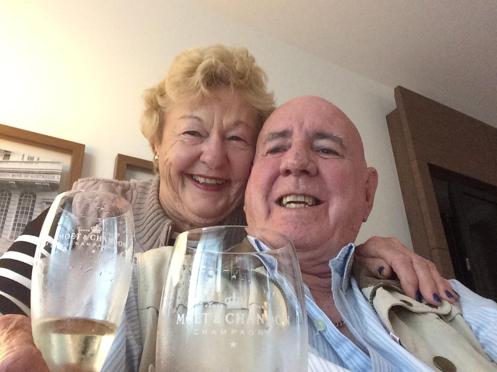 John & Marcia from Gold Coast, Queensland, Australia