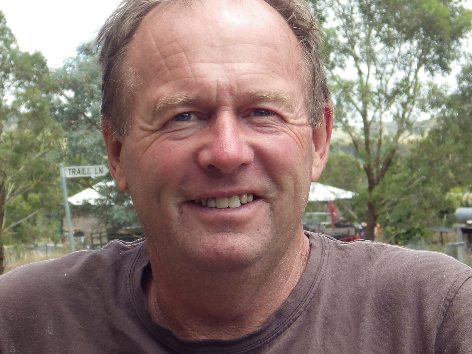 Mike from Amoonguna, Northern Territory, Australia