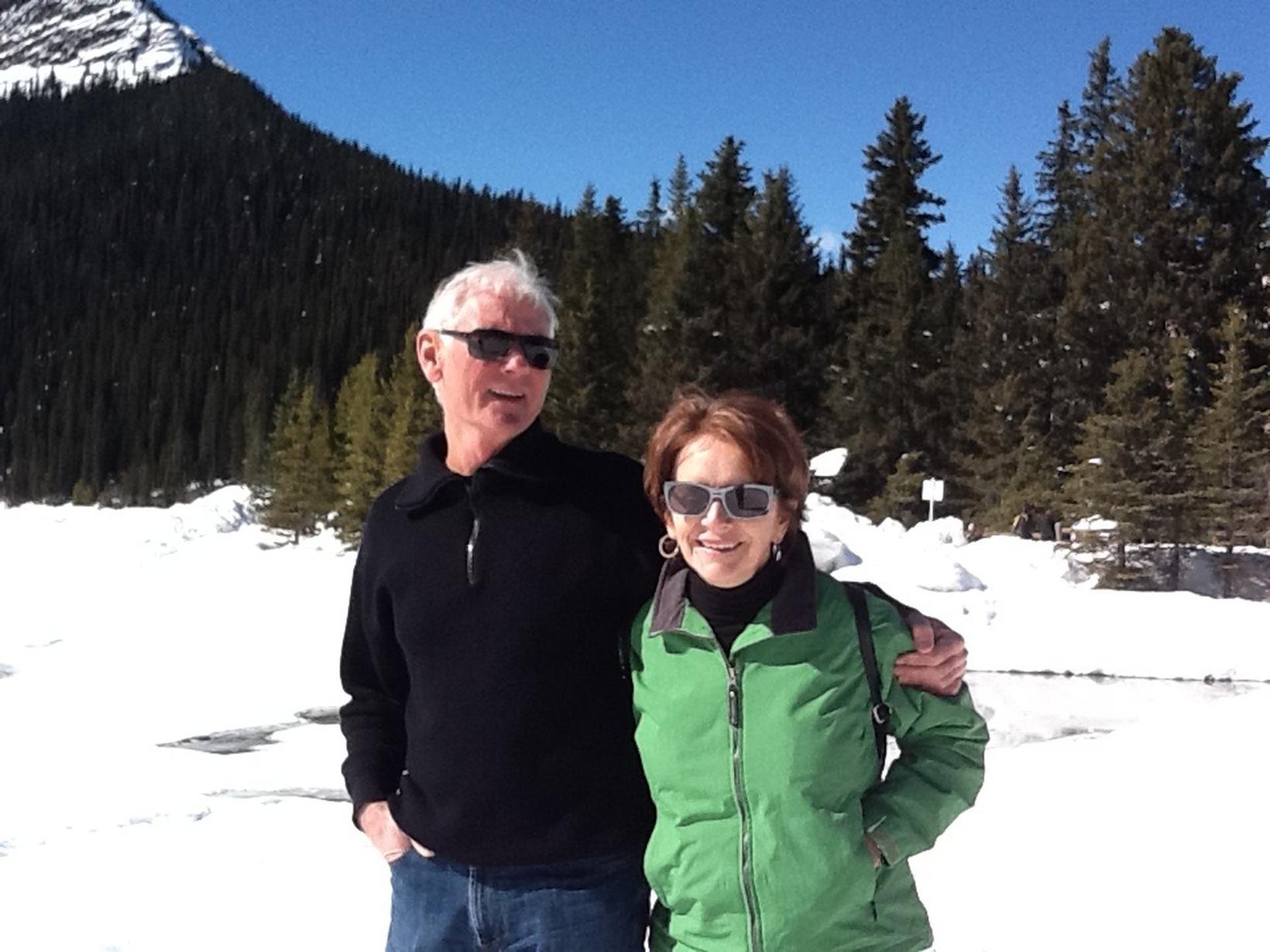 Janice & Les from Halifax, Nova Scotia, Canada