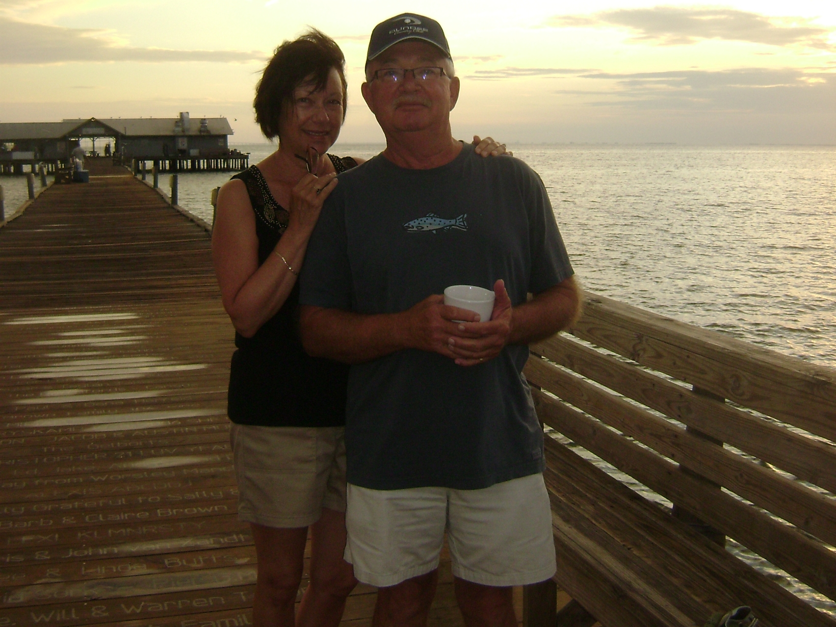 Sue & Norm from Waterloo, Ontario, Canada
