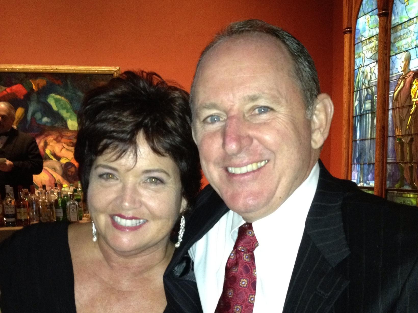 Melinda & Bob from San Diego, California, United States