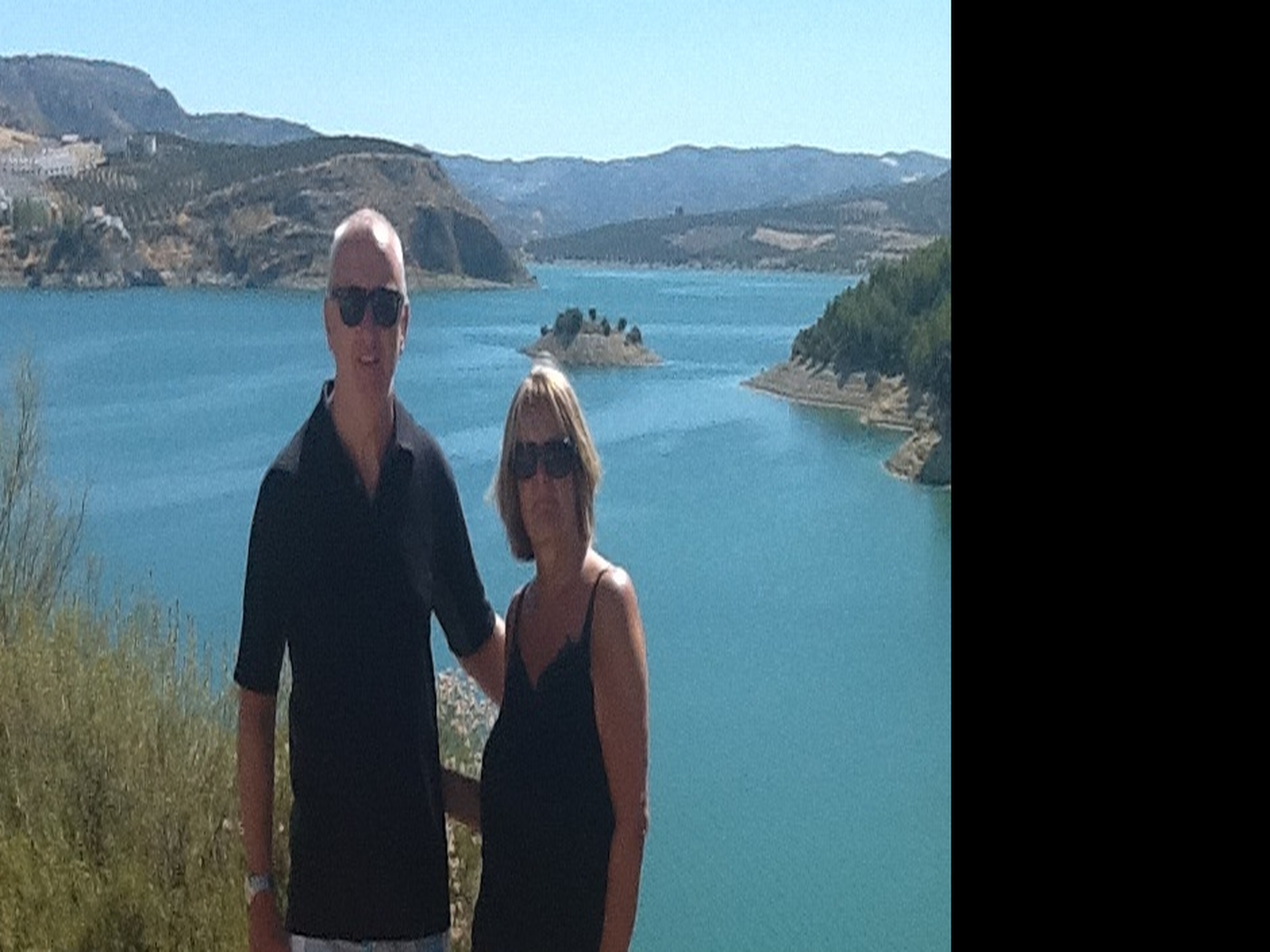 Linda & Mark from Bristol, United Kingdom