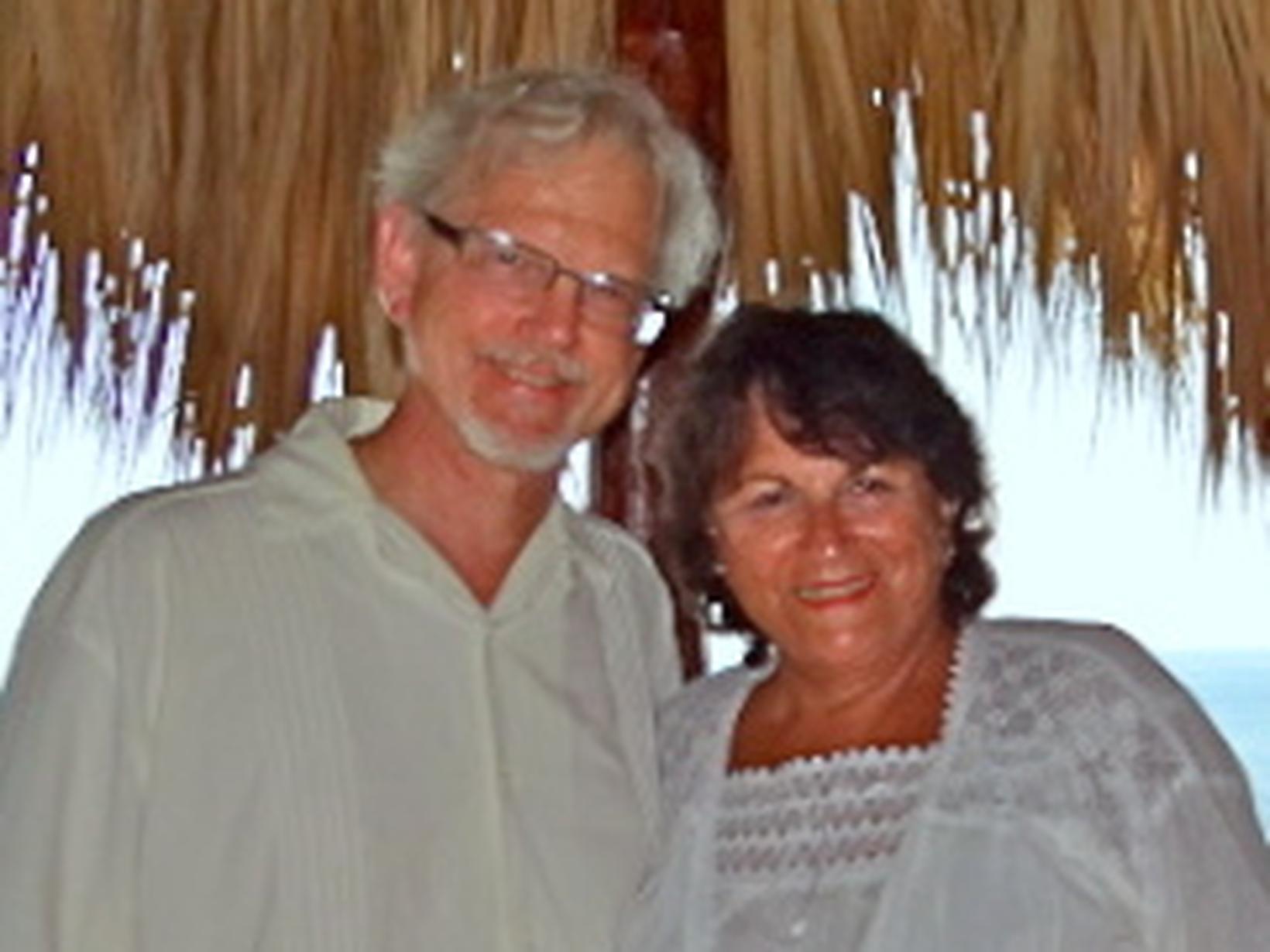 Judith & Mark from San Miguel de Allende, Mexico