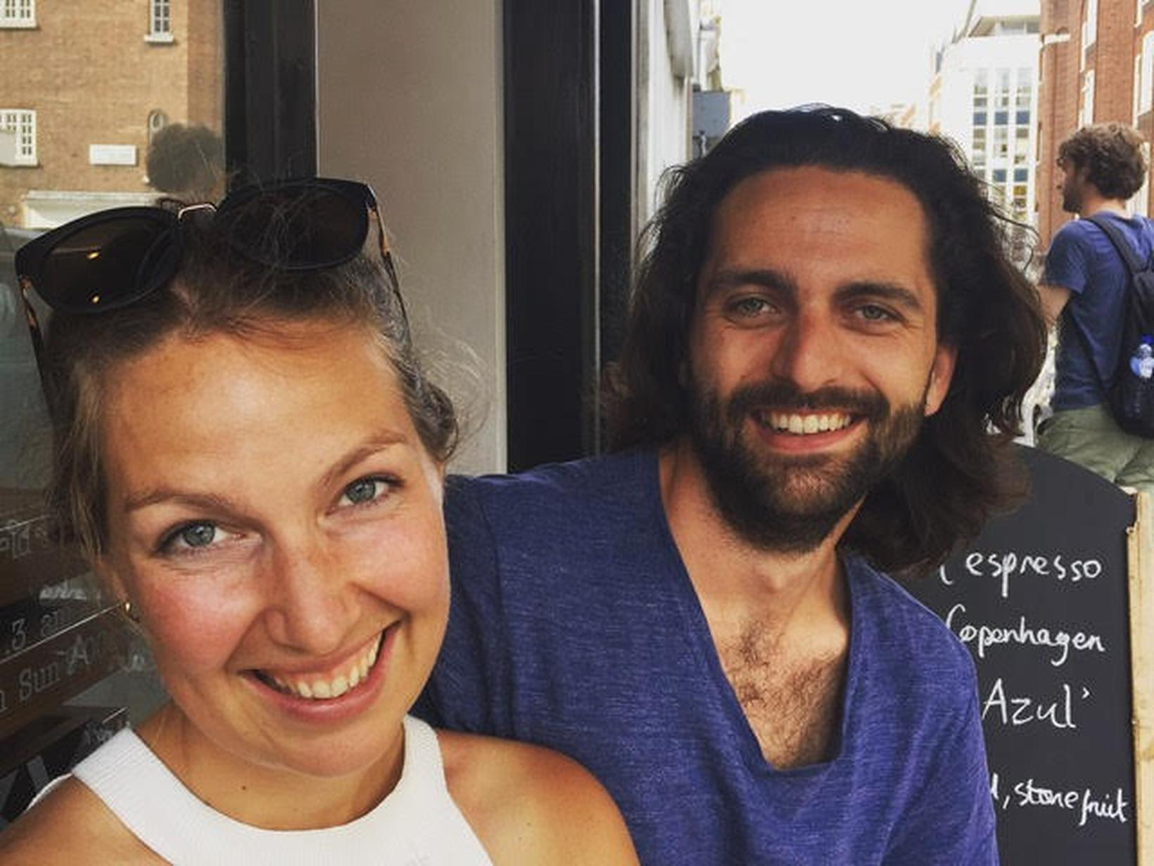 Jaime & David from London, United Kingdom