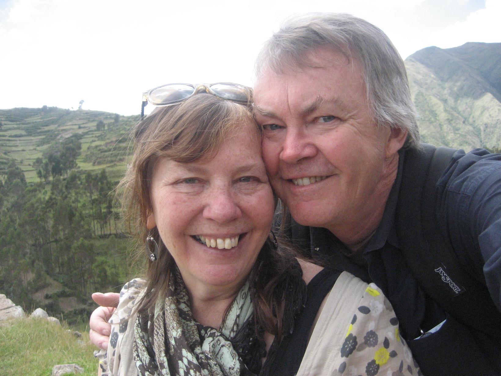 Robert & Rhonda from Portland, Oregon, United States
