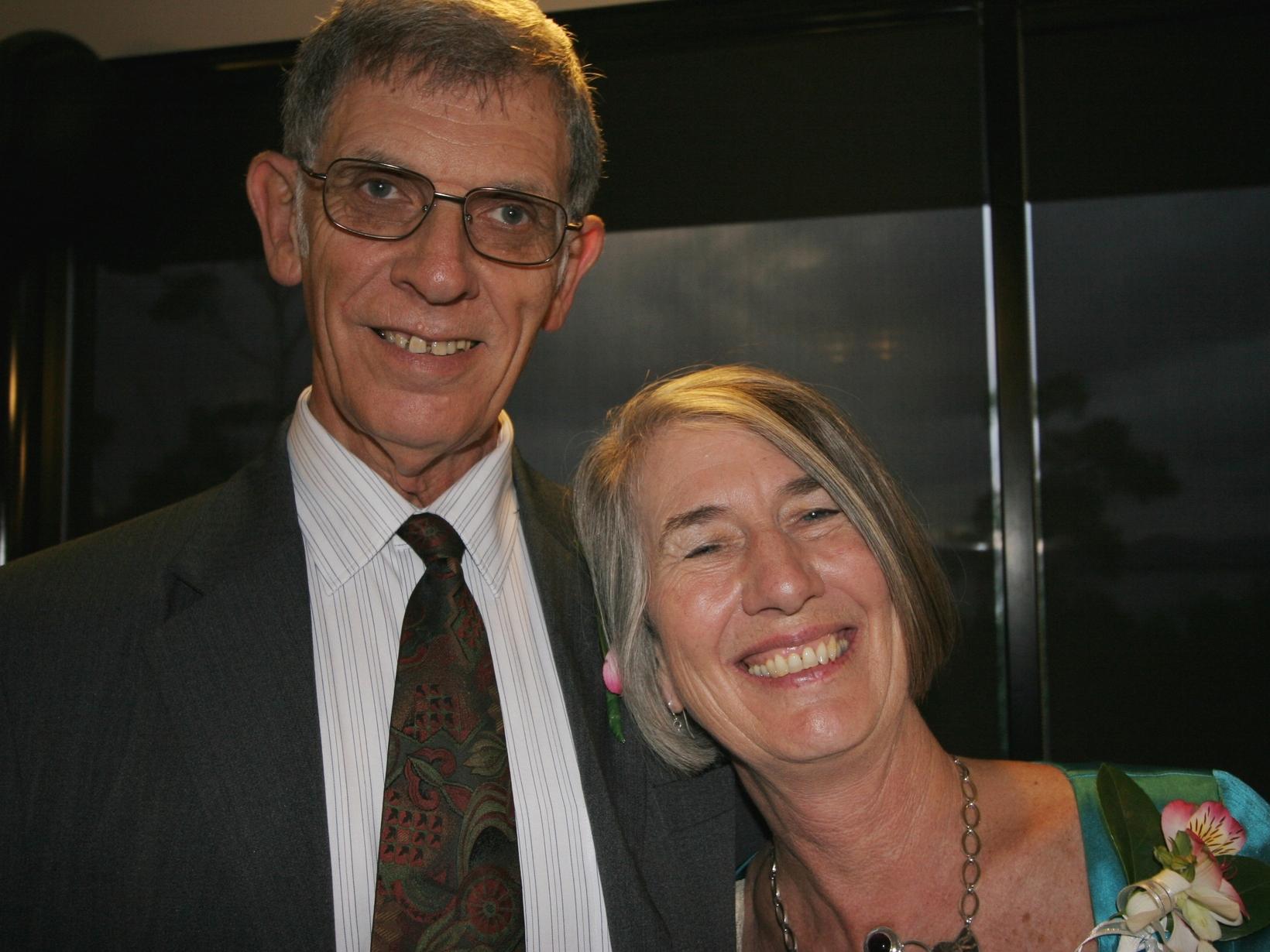 Jennifer & Robert from Sydney, New South Wales, Australia