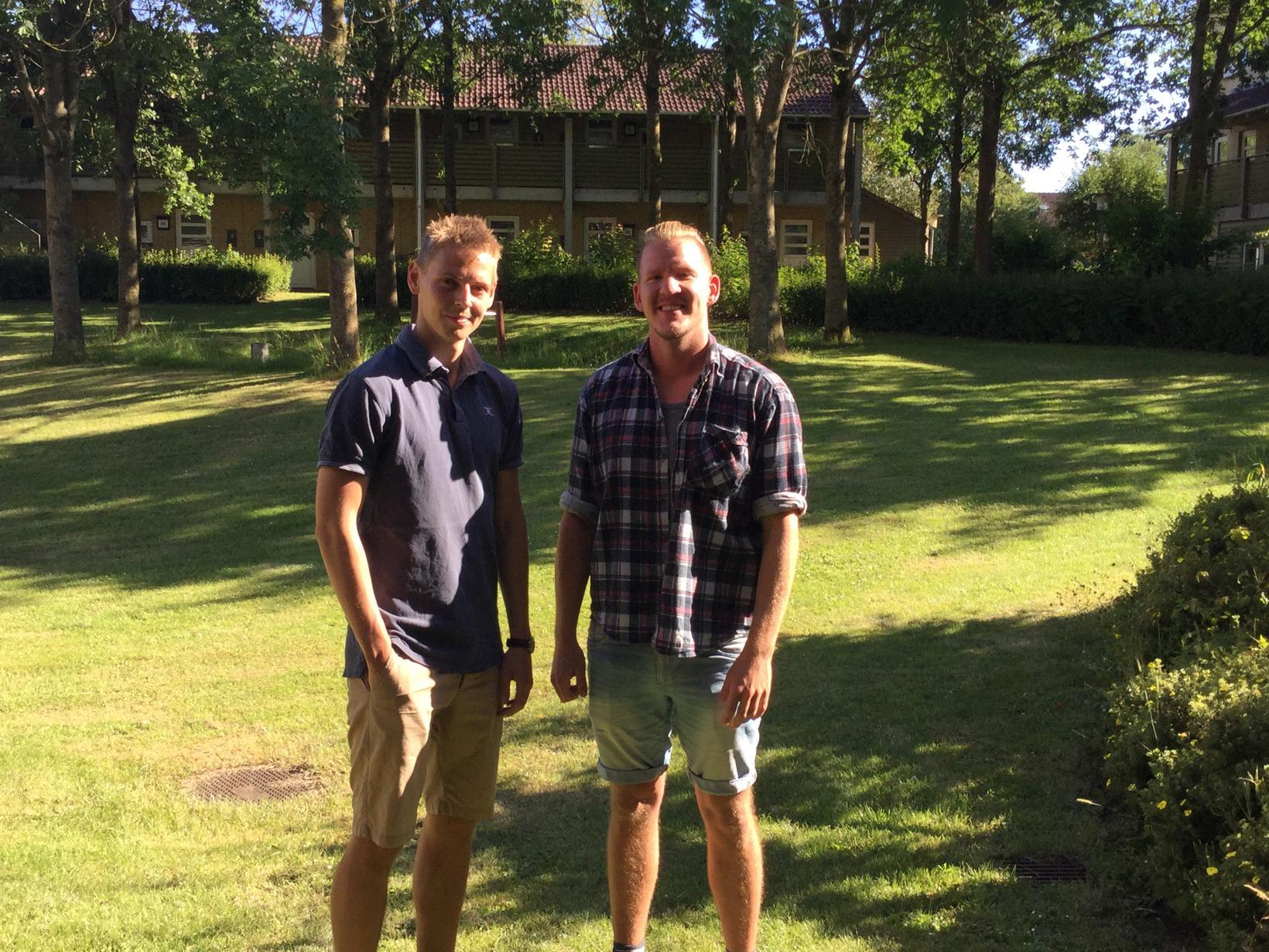 Mikkel & Rico from Slagelse, Denmark
