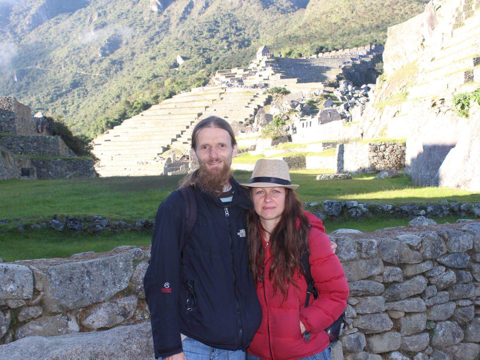 Maciej & Aneta from London, United Kingdom