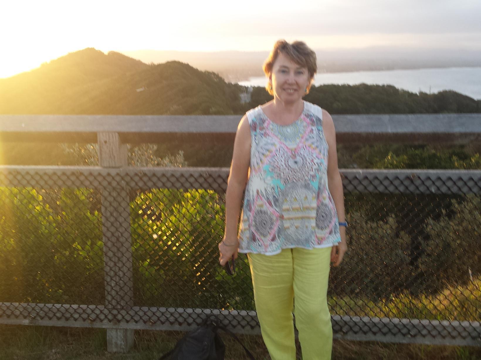 Lyn from Brisbane, Queensland, Australia