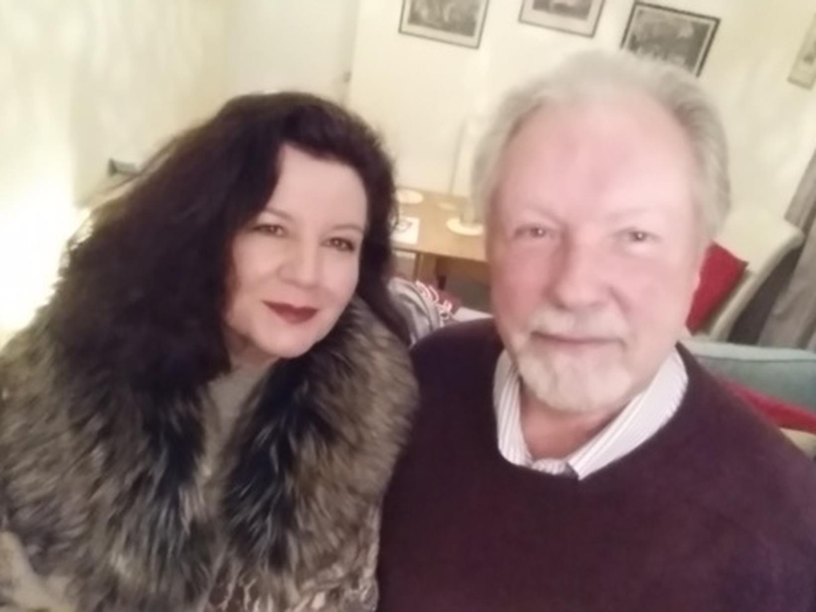 Adrienne & Havelock from Cambridge, United Kingdom