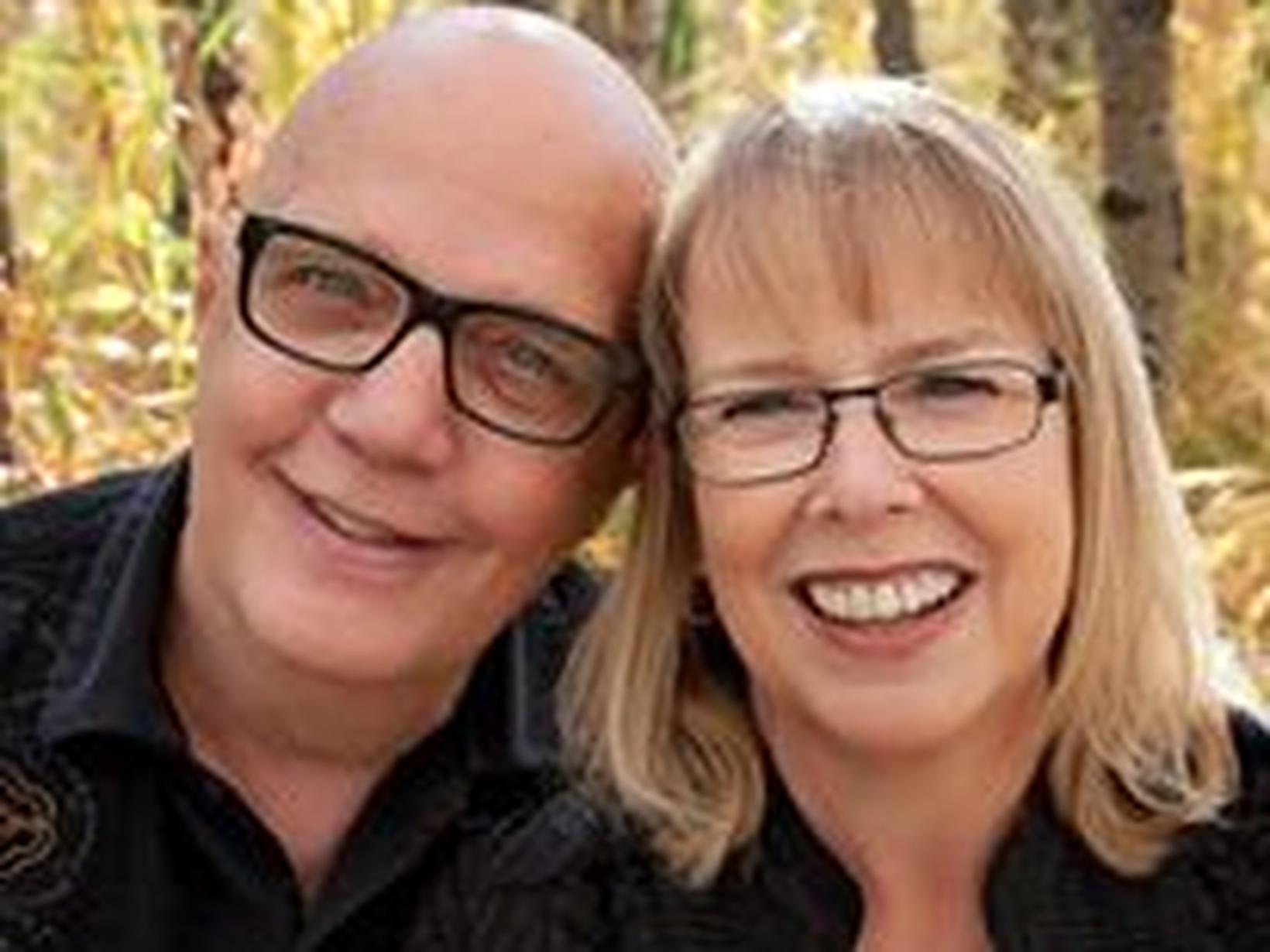 Robert & Janis from Calgary, Alberta, Canada
