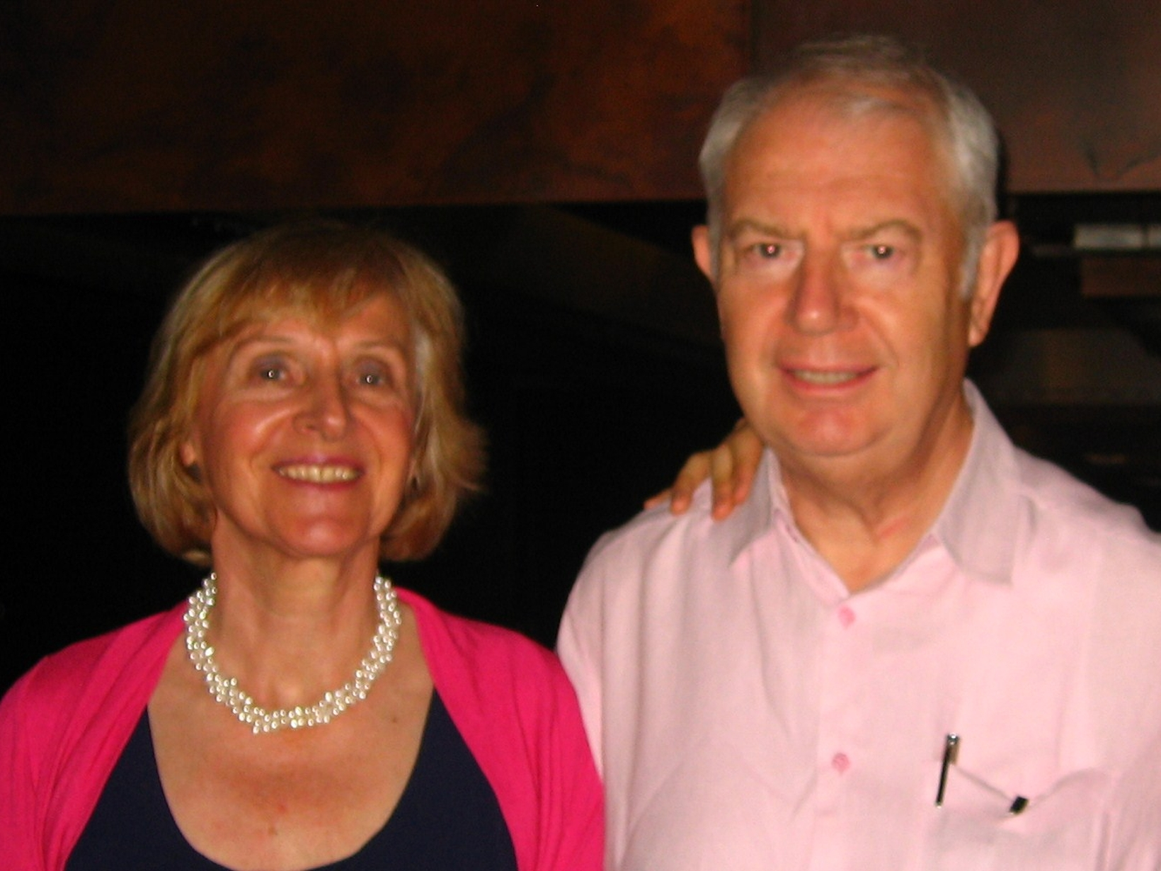Mairead (margaret) & Alan from Forest Row, United Kingdom