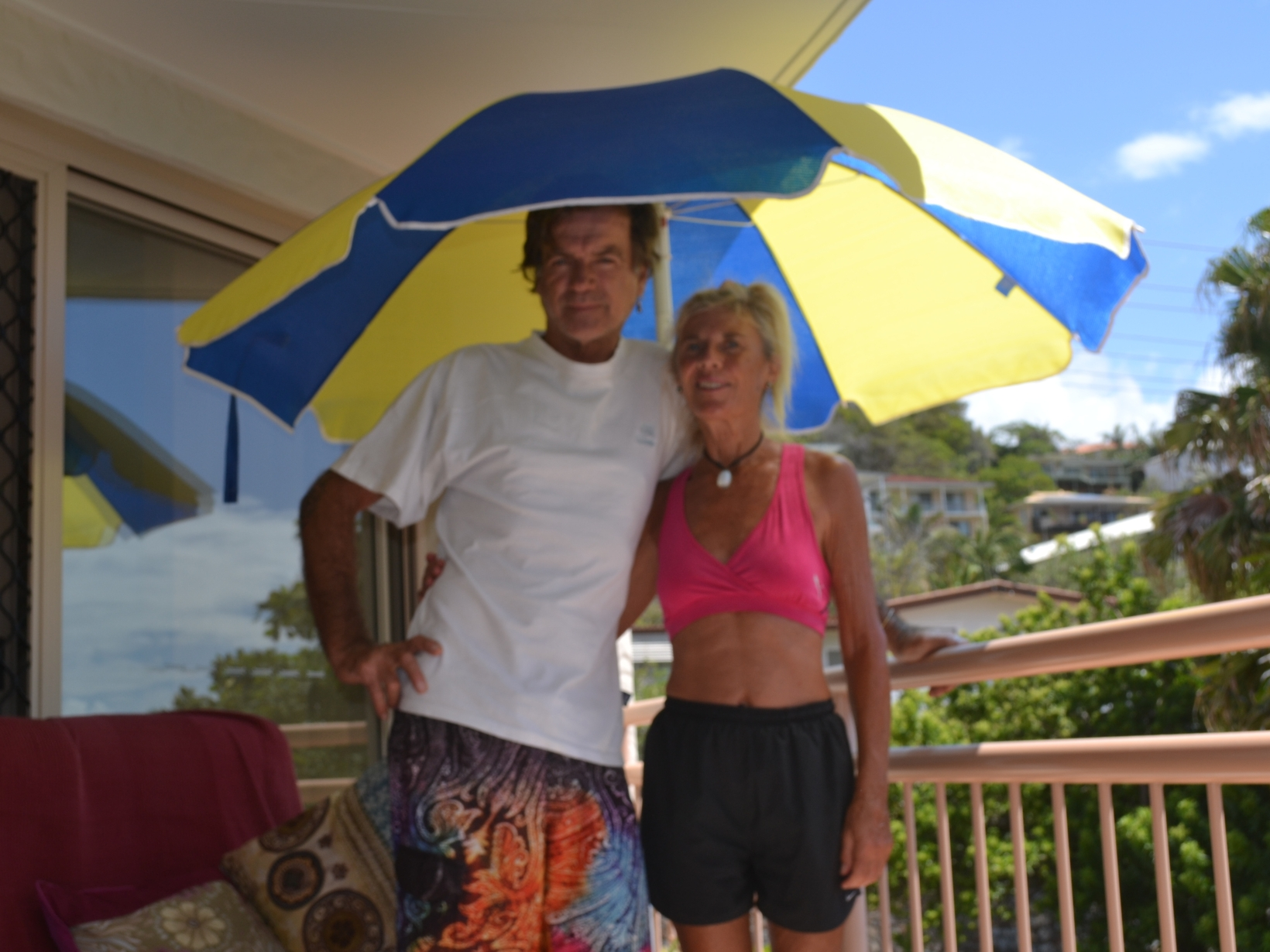 Gillian & Daniel from South West Rocks, New South Wales, Australia