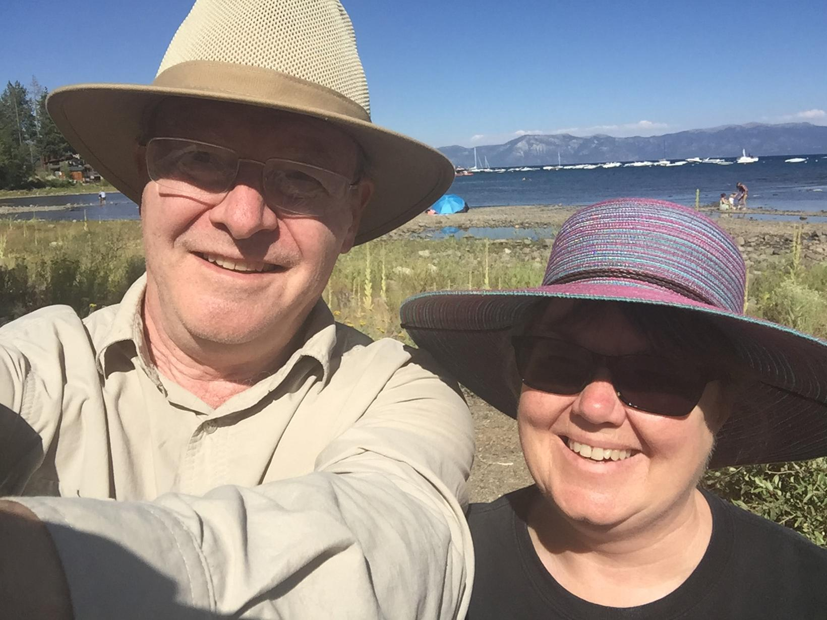 Krista & Bob from Grass Valley, California, United States