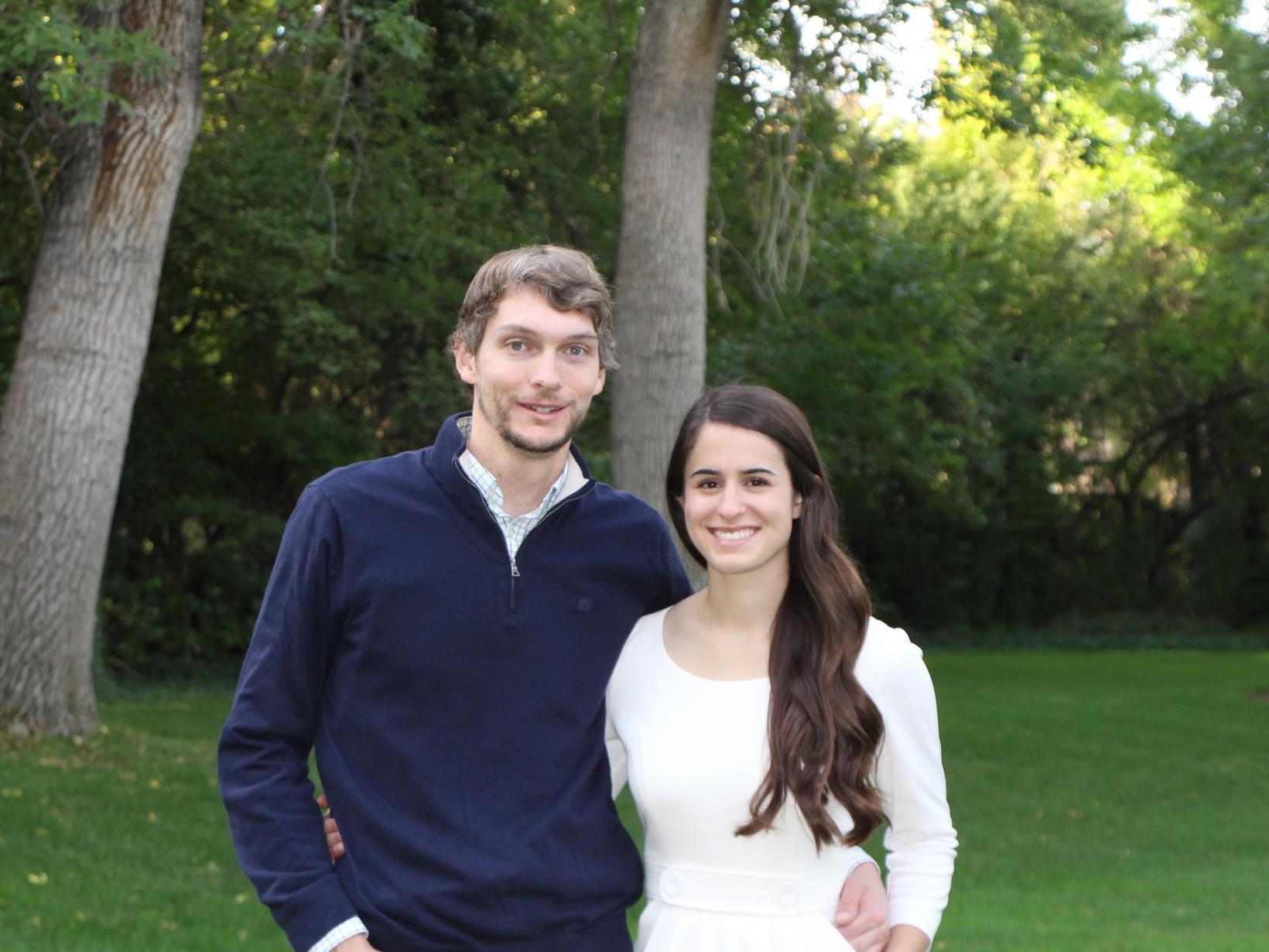 Veronica & Nate from Salt Lake City, Utah, United States