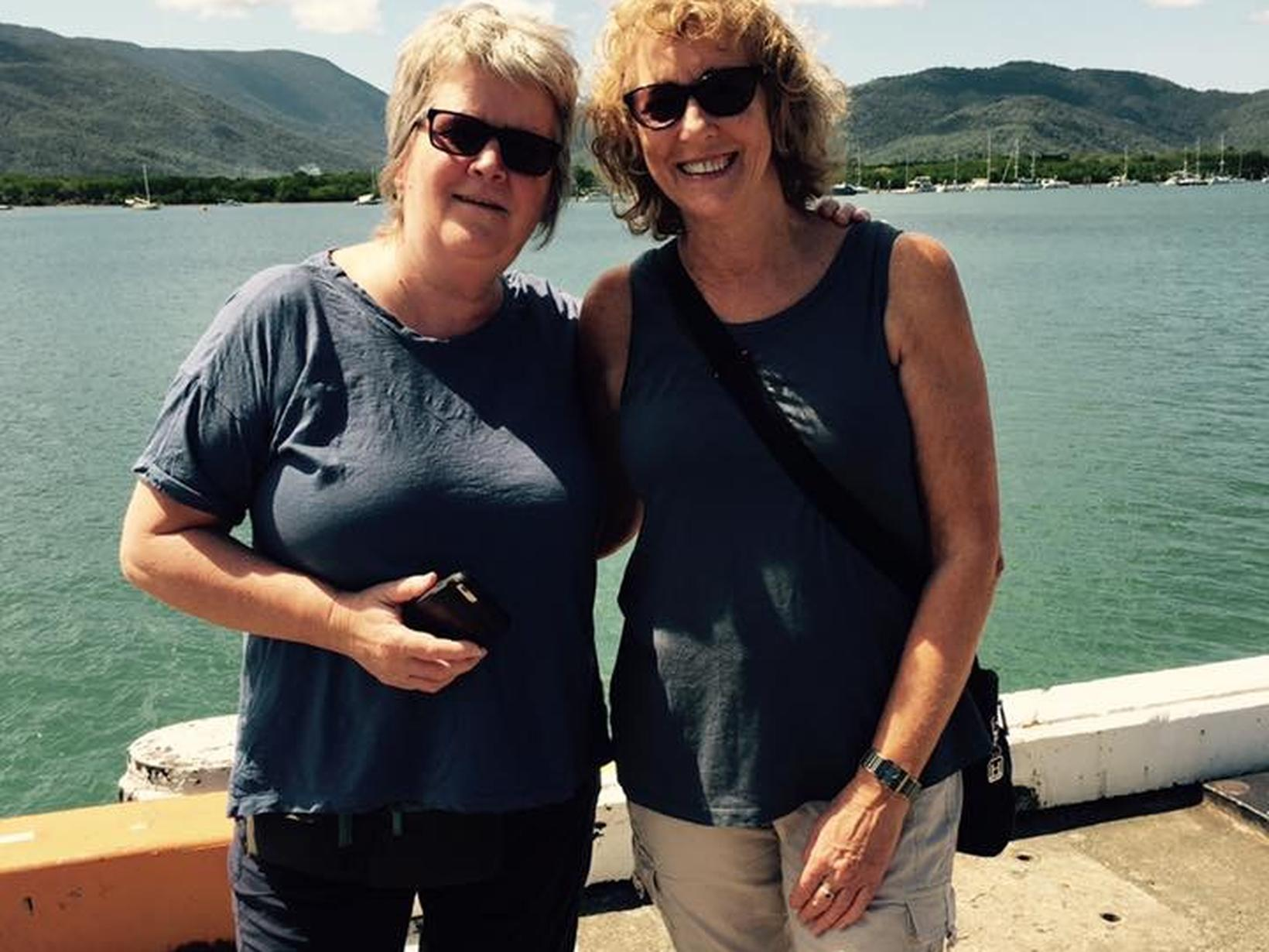 Sandy & Glenys from Aireys Inlet, Victoria, Australia
