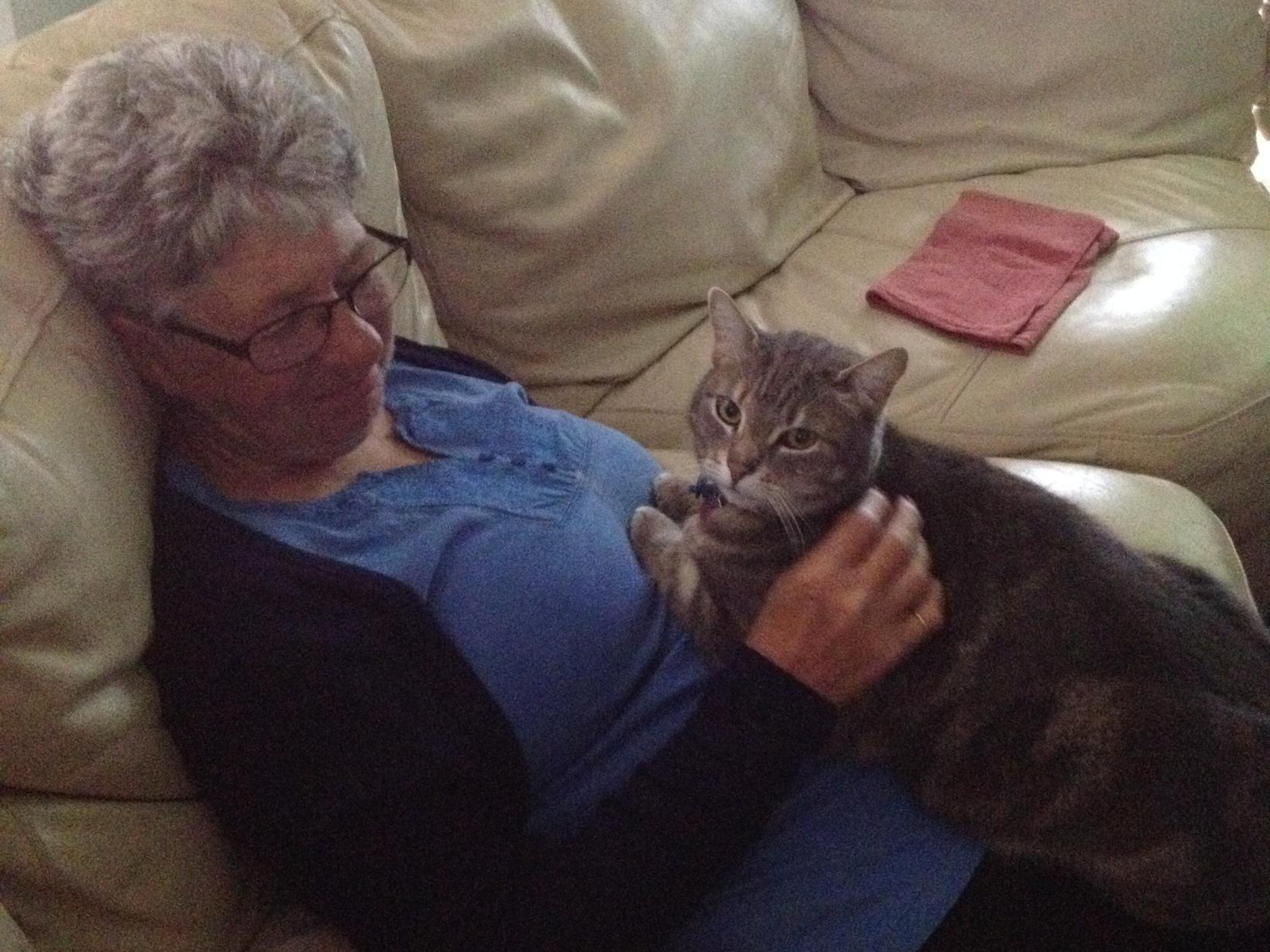 Susan from Trowbridge, United Kingdom