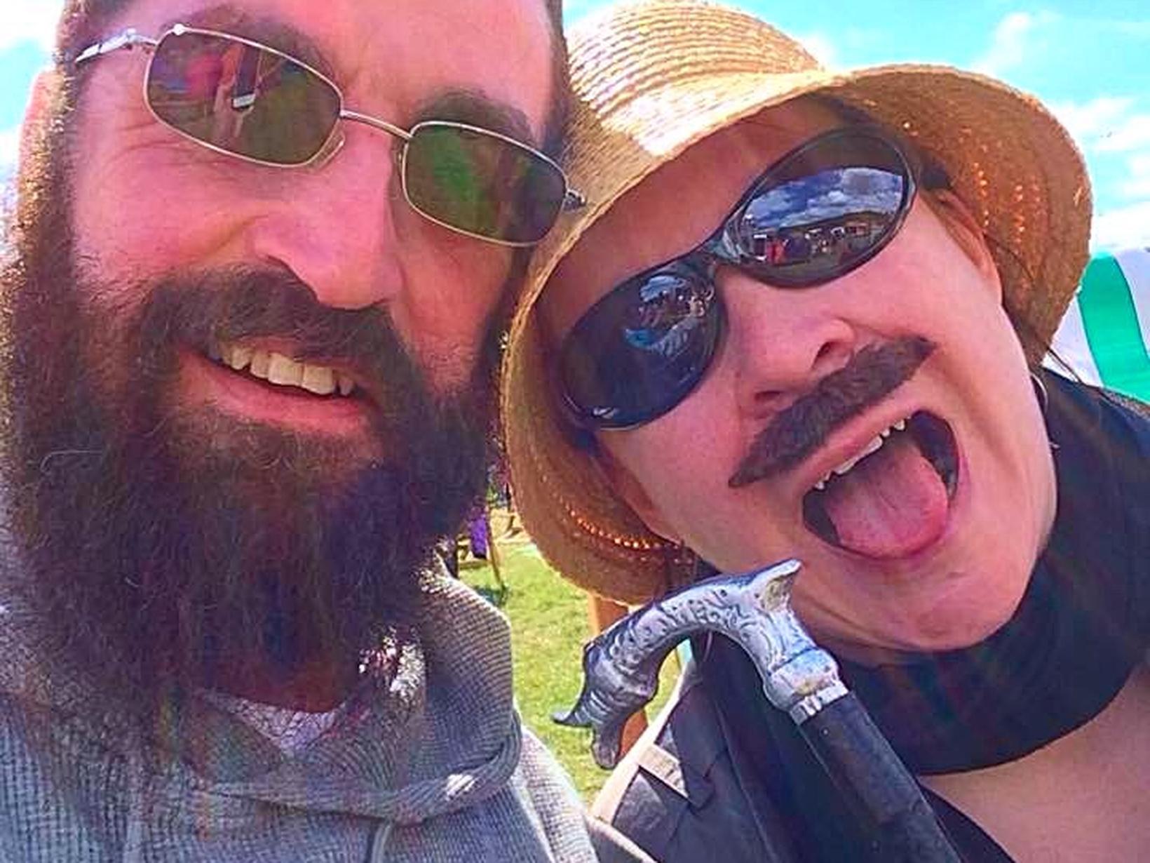 Michael & Amanda from Chapel en le Frith, United Kingdom