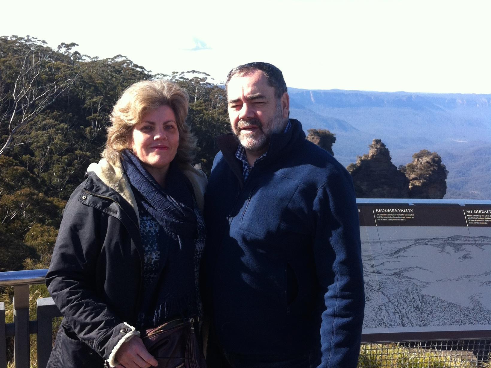 Nikki & Rod from Canberra, Australian Capital Territory, Australia
