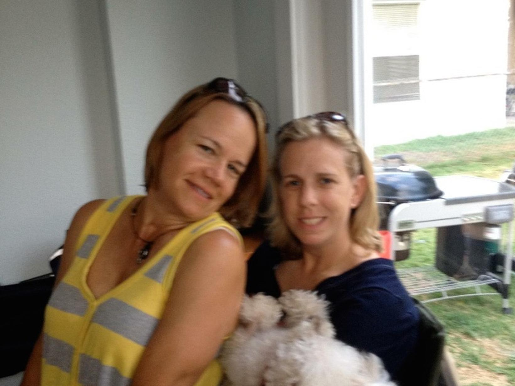 Gina & Sherri from Orlando, Florida, United States