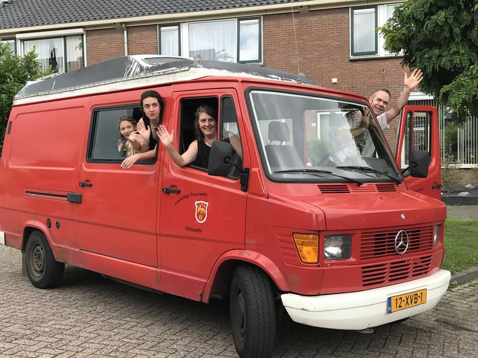 Barry & Natasja from Wijk bij Duurstede, Netherlands