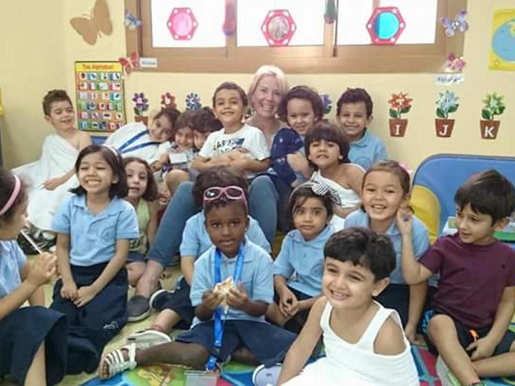 Melanie from Kuwait City, Kuwait