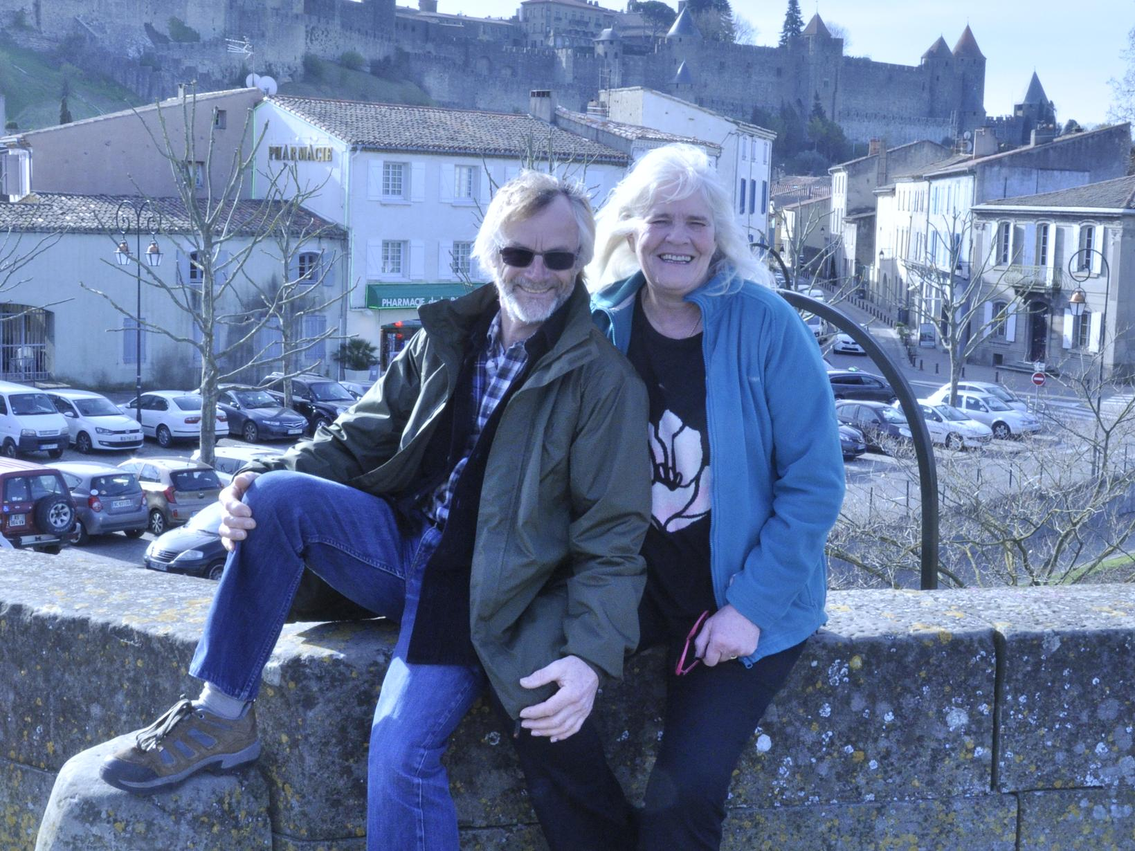 Aileen & Ron from Yeovil, United Kingdom