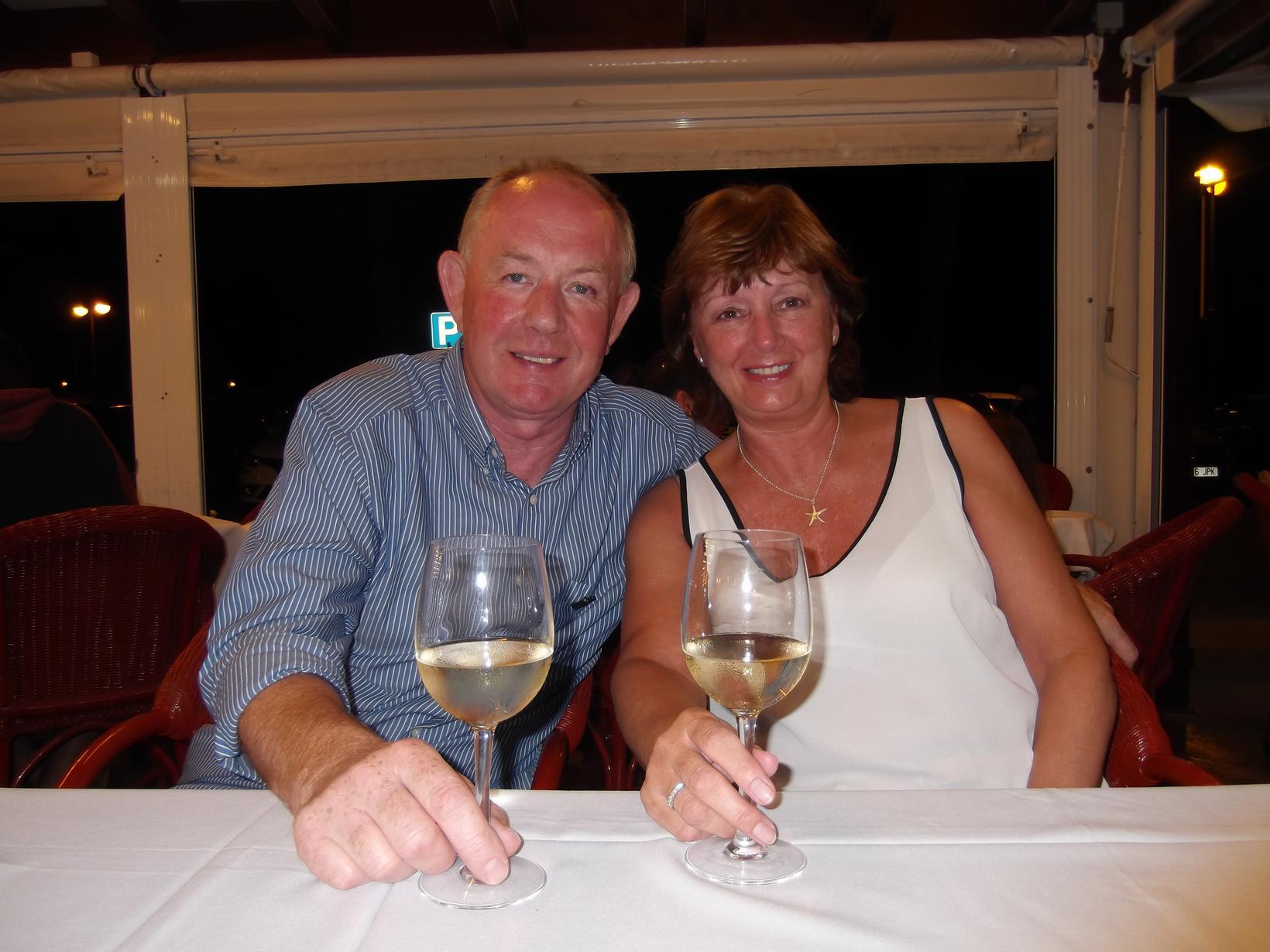 Helen & Alan peter from Douglas, Isle of Man