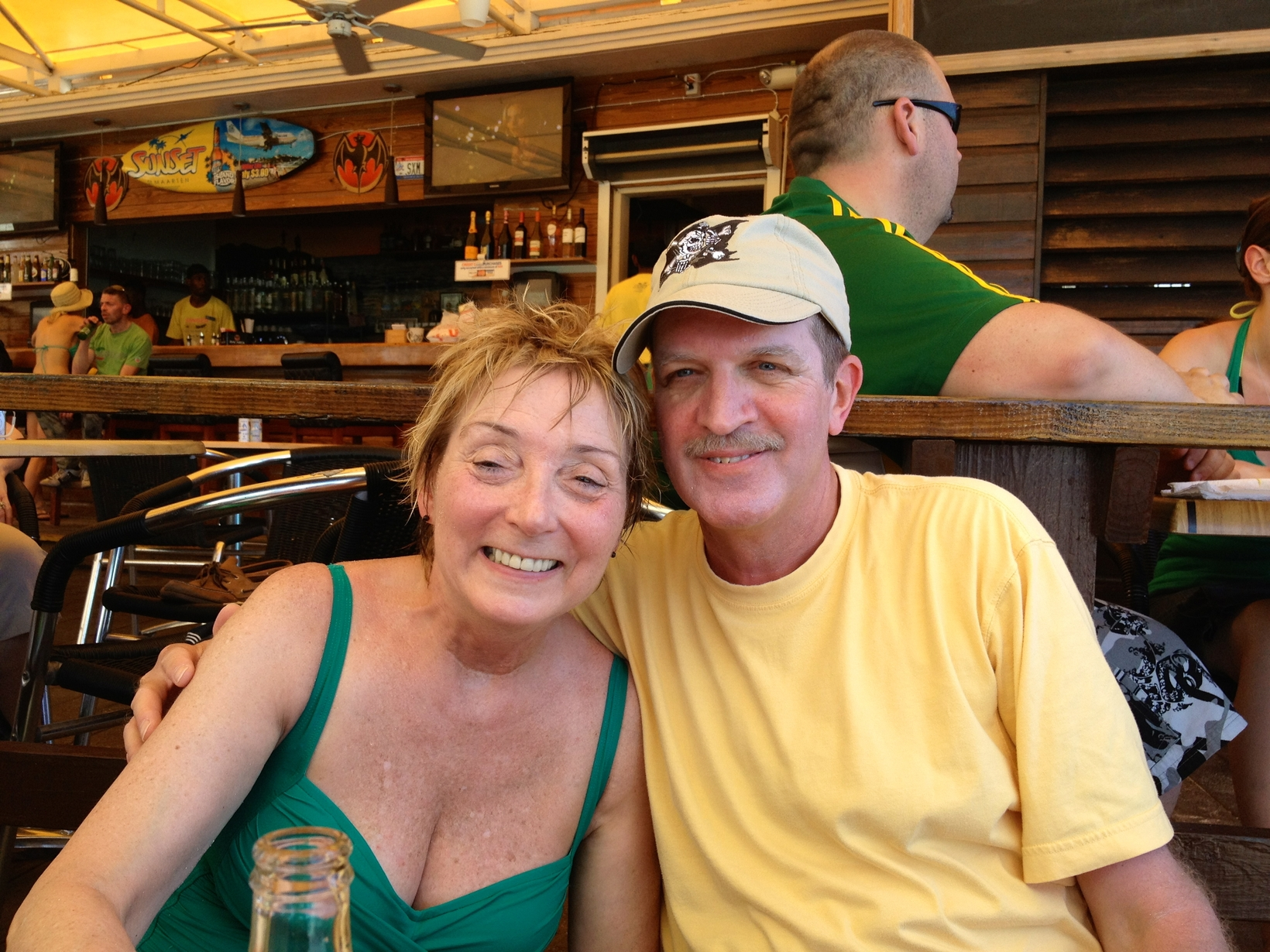 Kathy & Chuck from Beverly, Massachusetts, United States