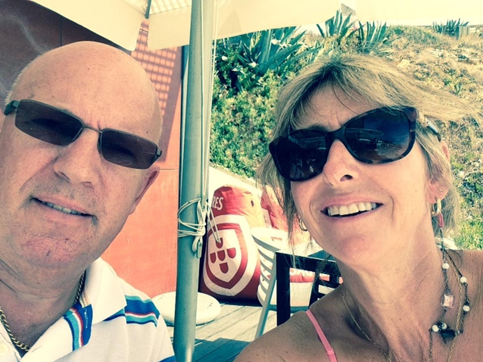 Ian & Caroline from Atalaia de Baixo, Portugal
