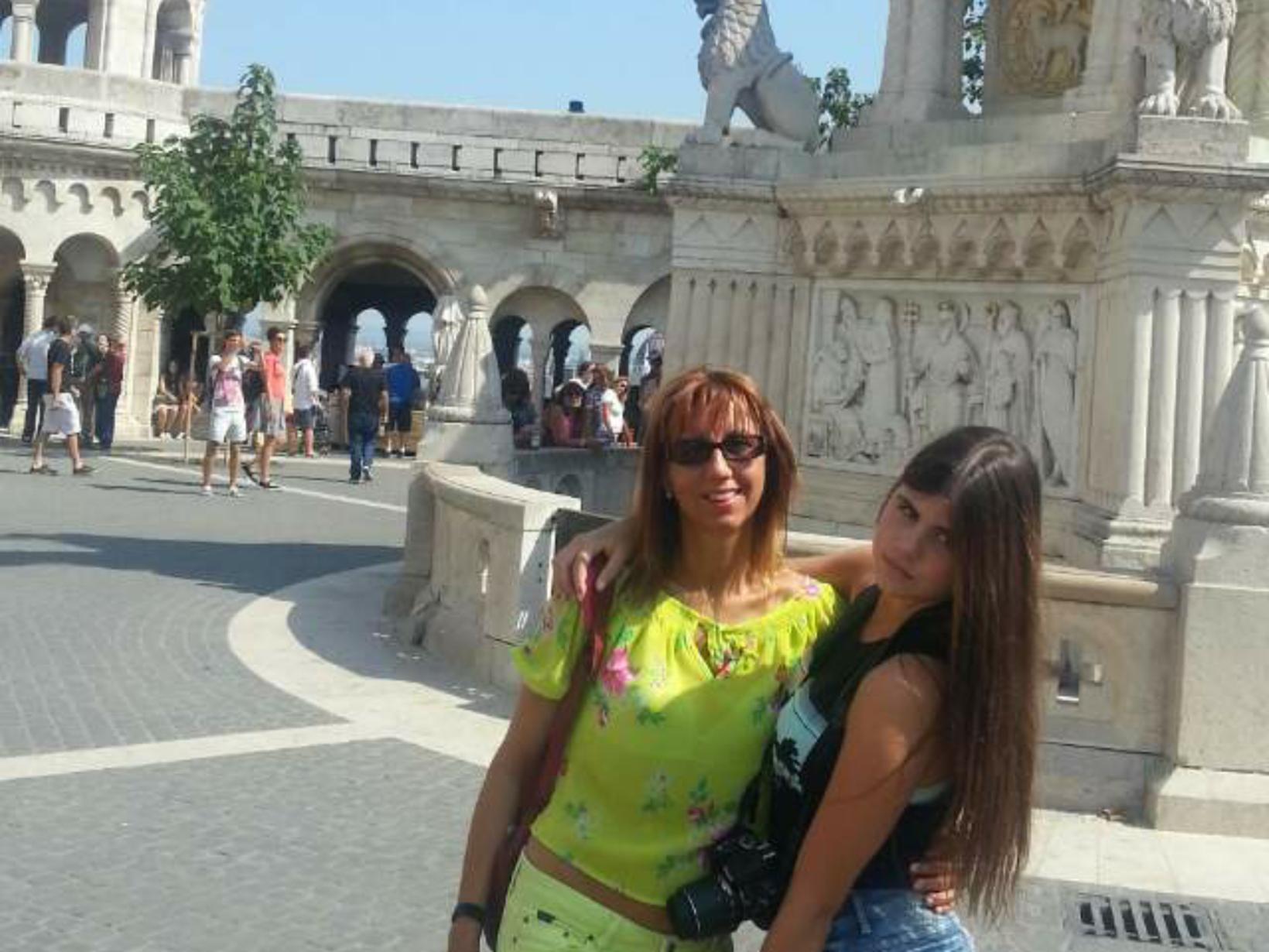 Gloria & Marina from A Coruña, Spain