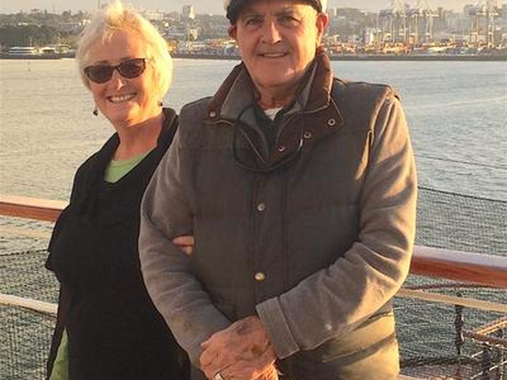 Cooper & Vivienne from Wellington, New Zealand