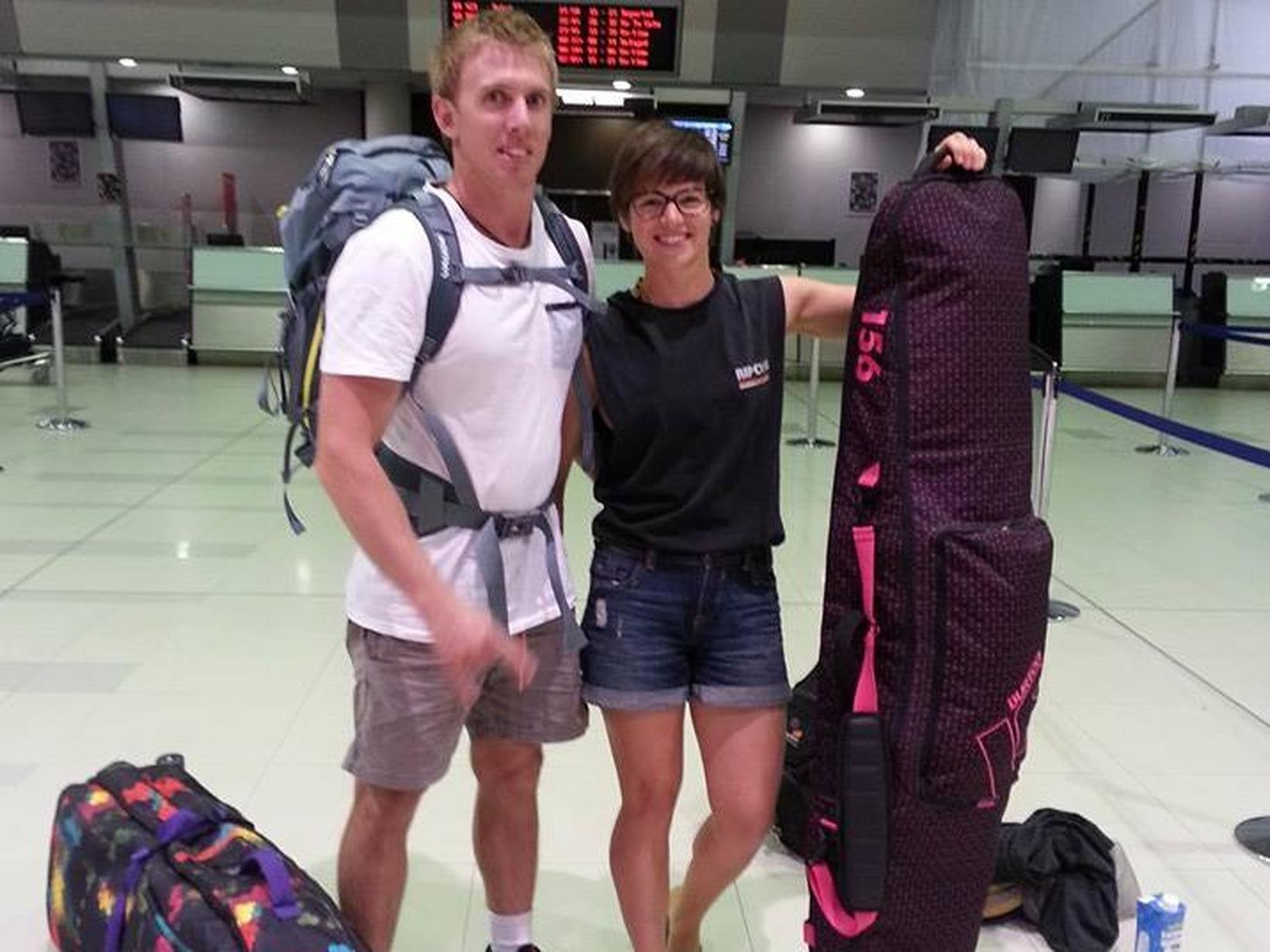 Claire & Jesse from Perth, Western Australia, Australia