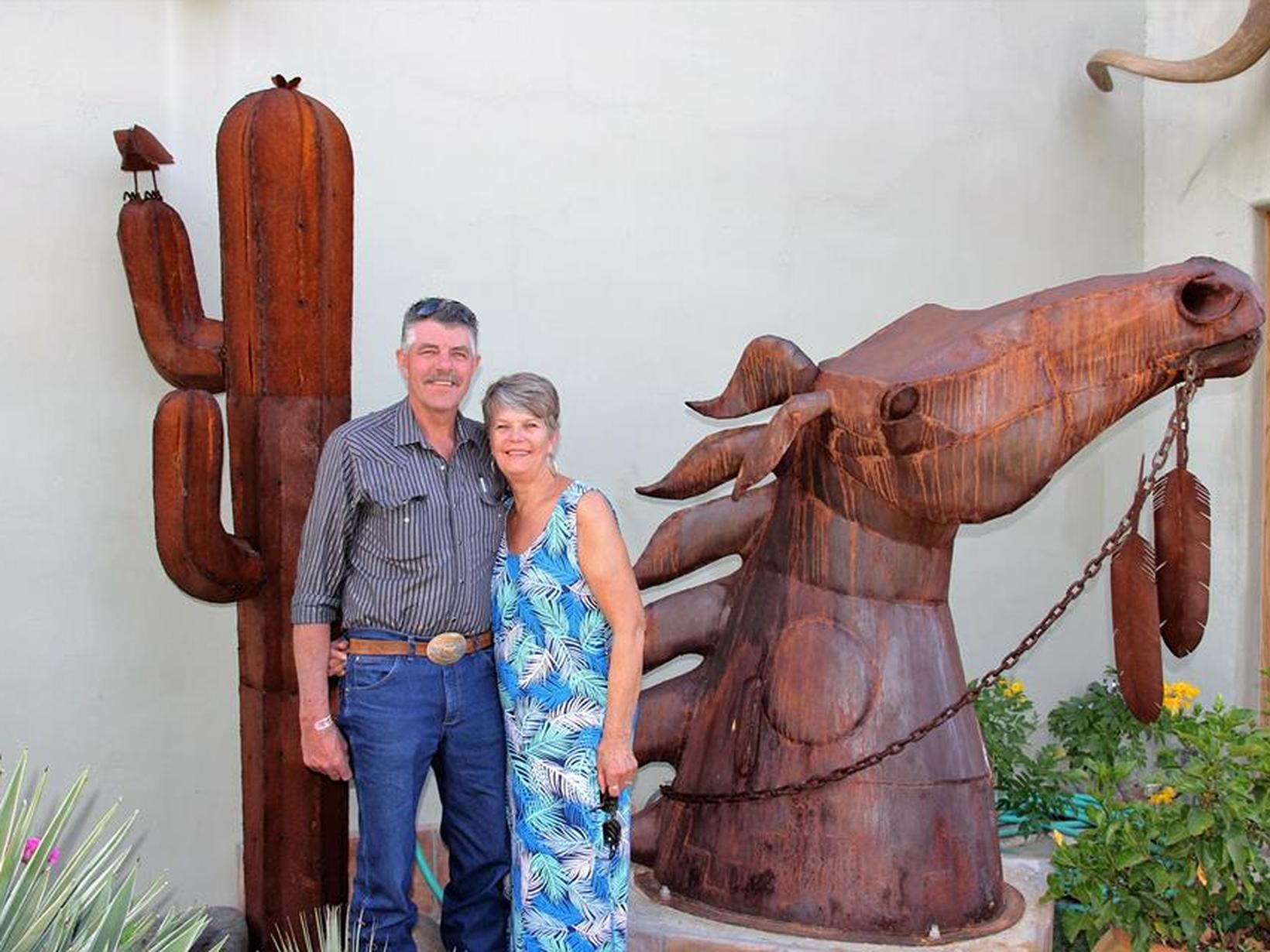 John & Geri from Vernon, British Columbia, Canada