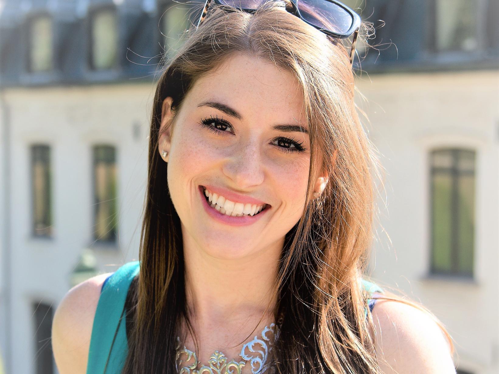 Jessica from Brussels, Belgium
