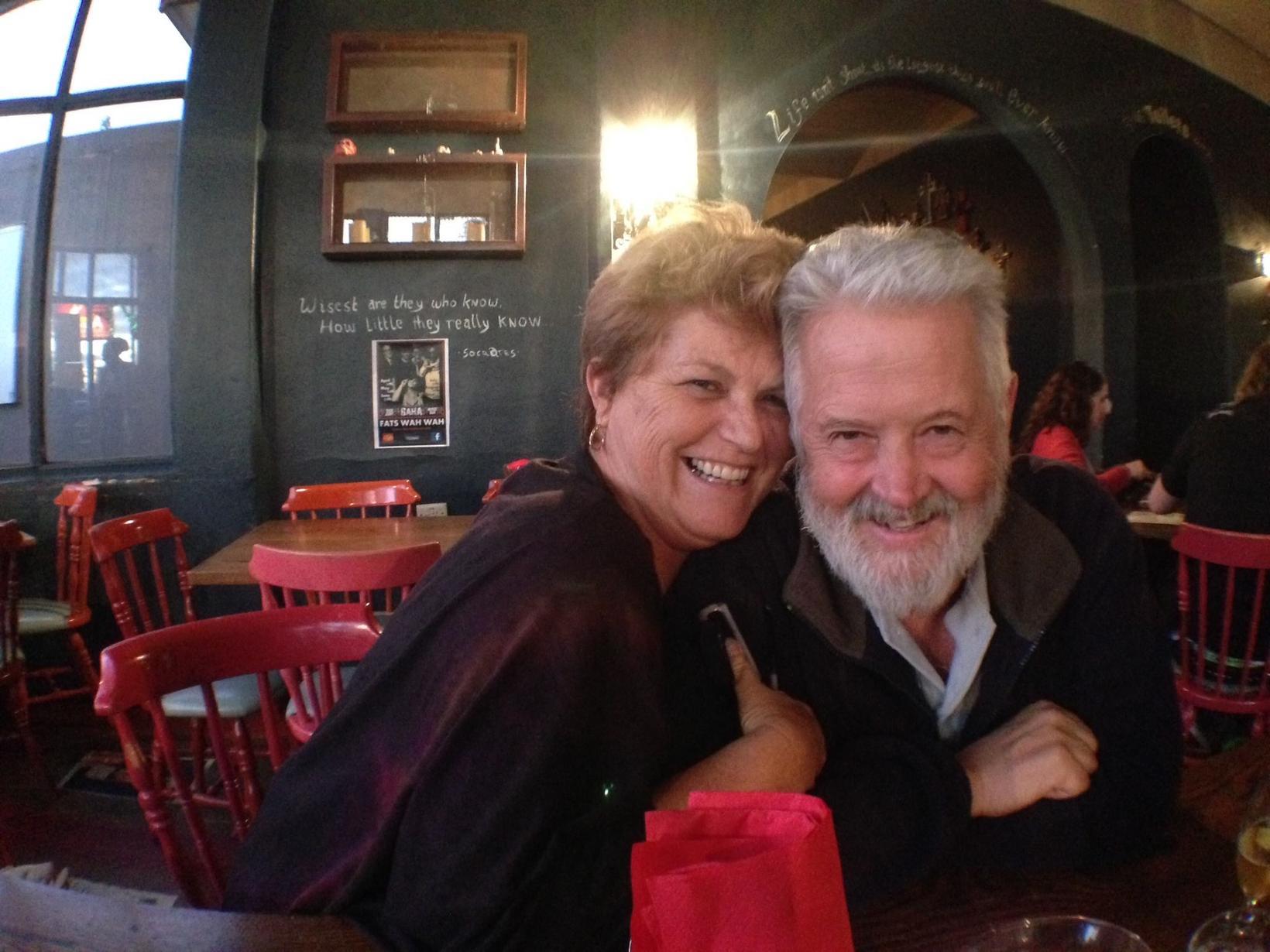 Helen & Phillip from Perth, Western Australia, Australia