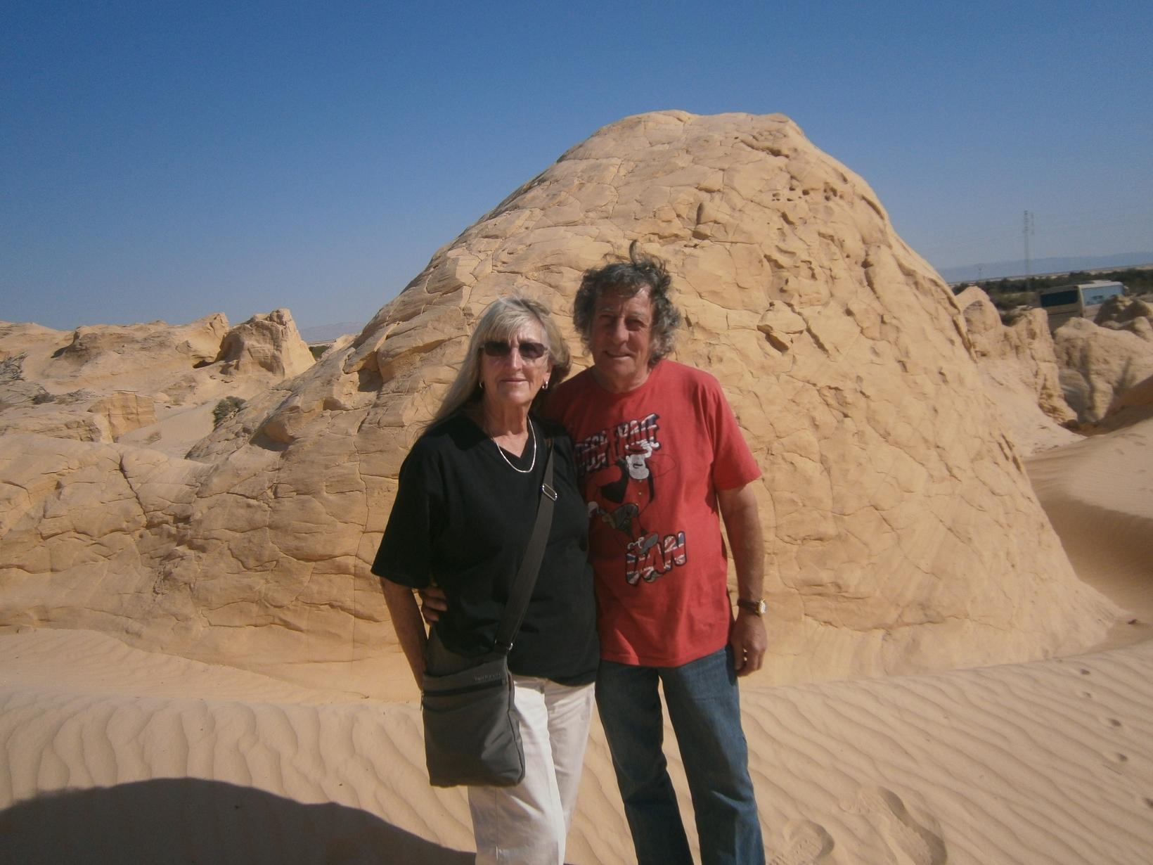 Bunty & John from Binda, New South Wales, Australia