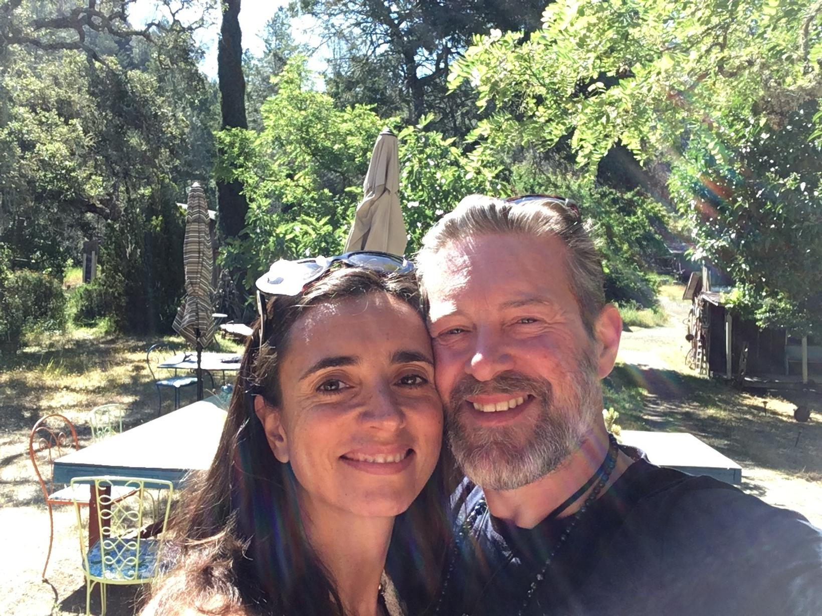 Mike & Louise from London, United Kingdom
