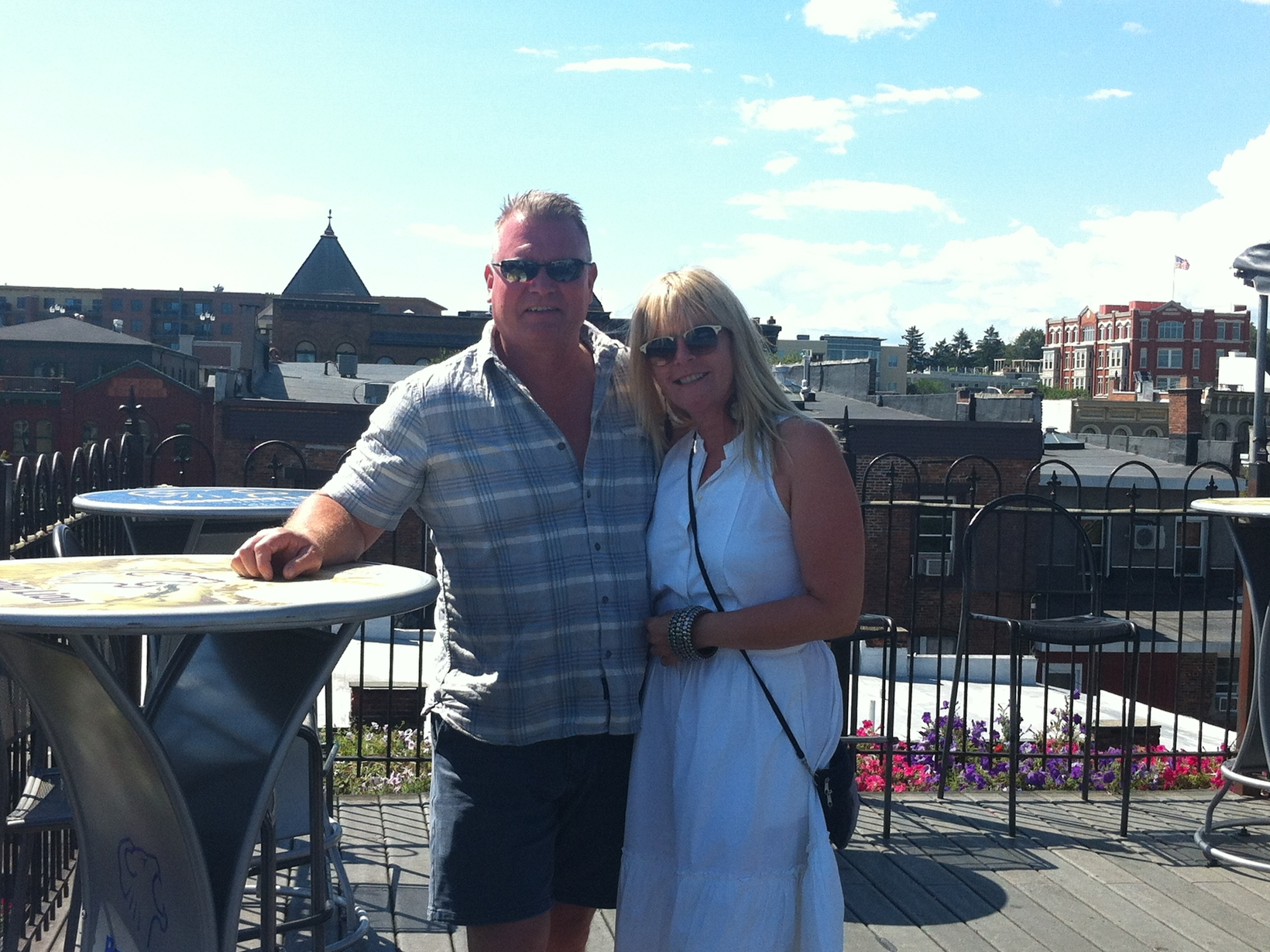 Bernadette & Mark from Ottawa, Ontario, Canada