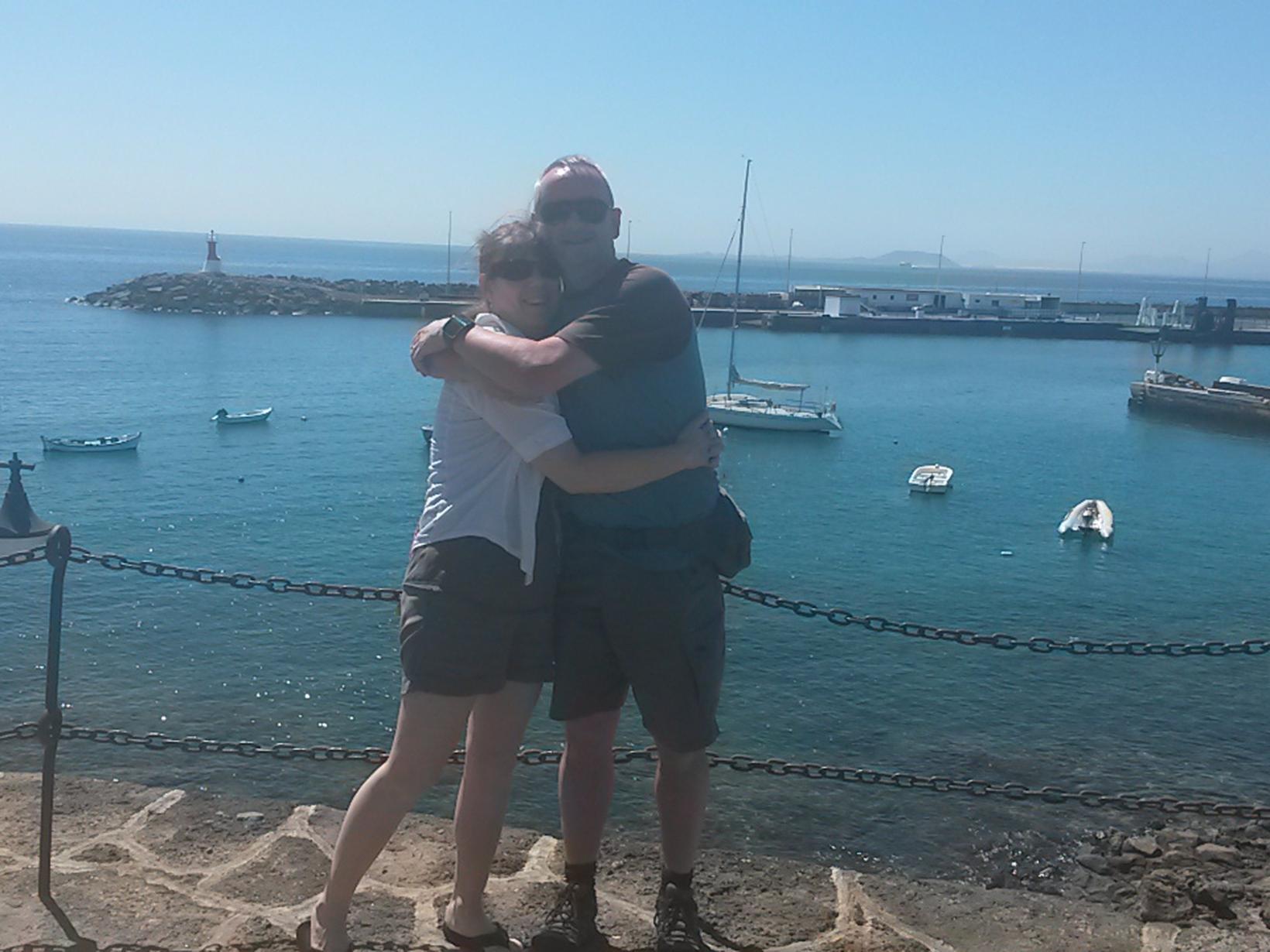 Sherrie & William from Chorley, United Kingdom