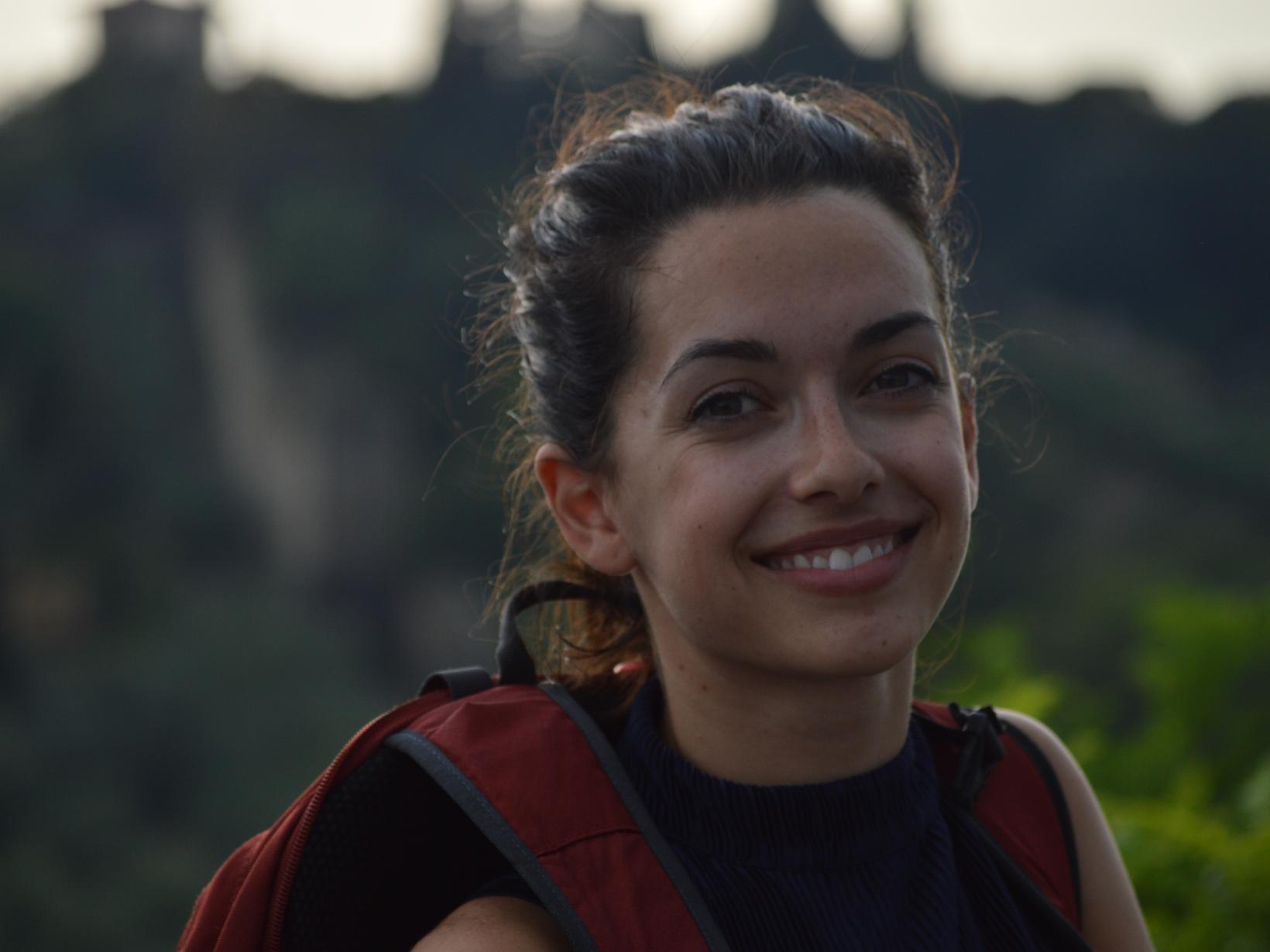 Hannah from Sydney, New South Wales, Australia