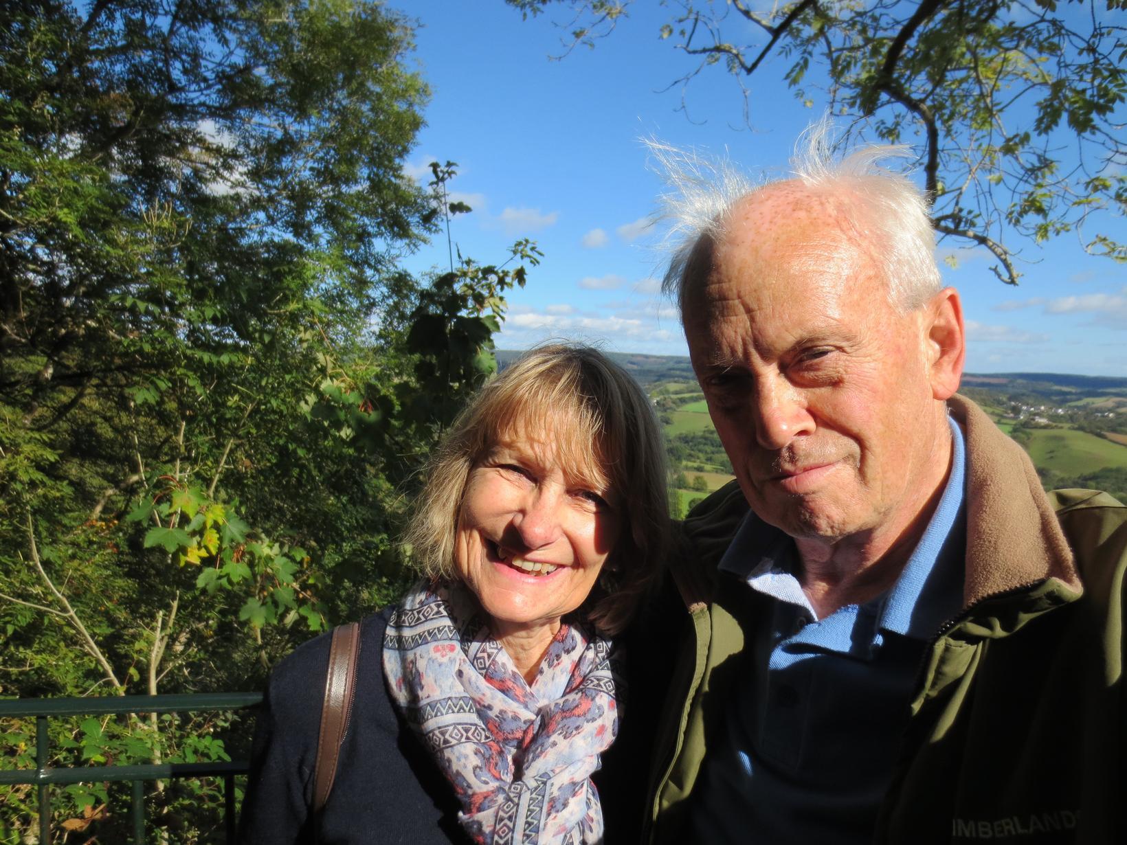 Michael & Sue from Thetford, United Kingdom