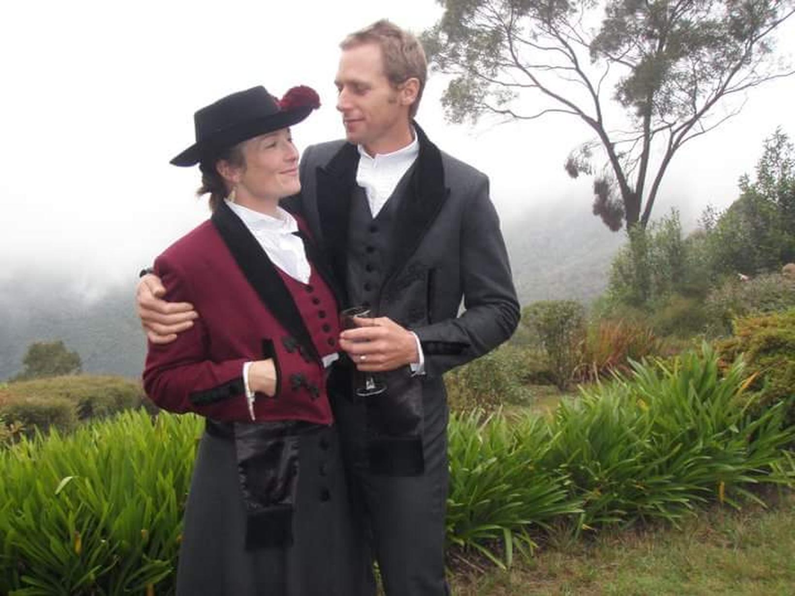 Jade & Damon from Bathurst, New South Wales, Australia