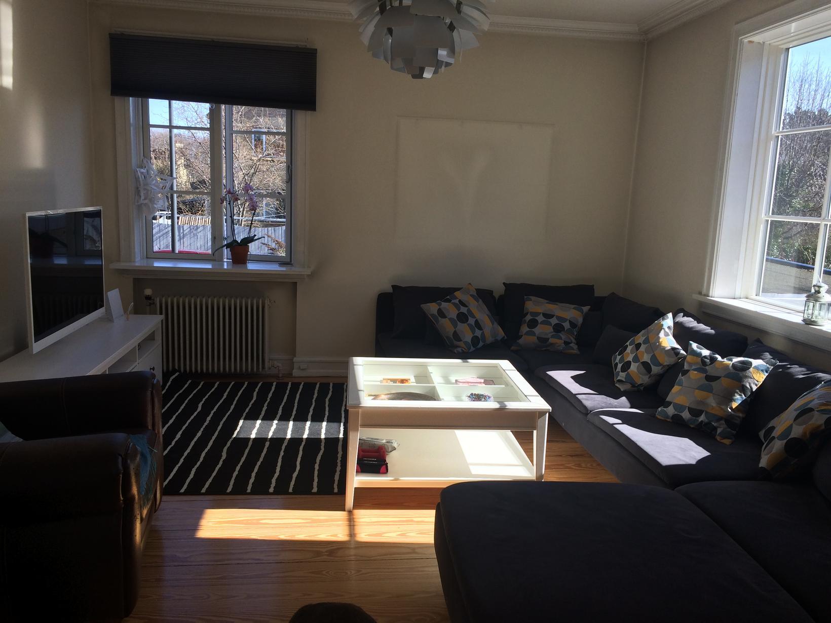 Housesitting assignment in Hellerup, Denmark