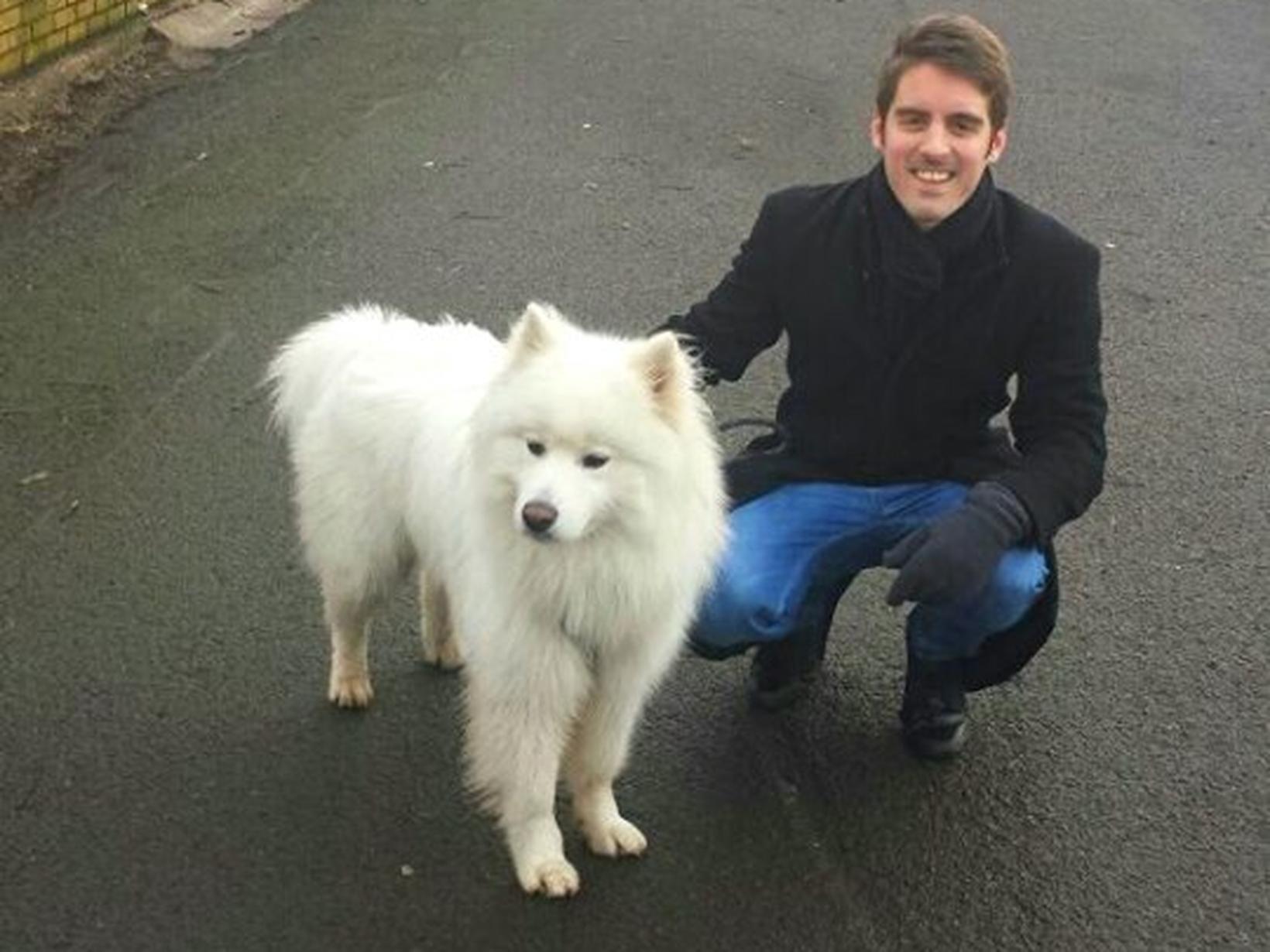 Daniel from Glasgow, United Kingdom