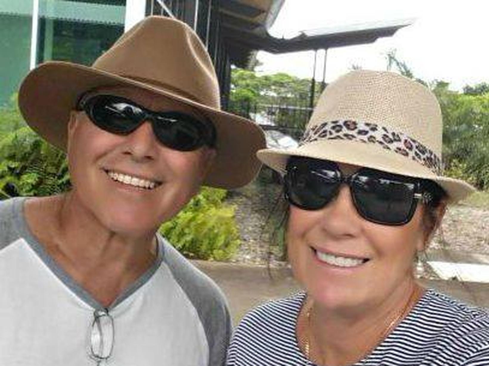 Rick & trish & Rick from Gold Coast, Queensland, Australia