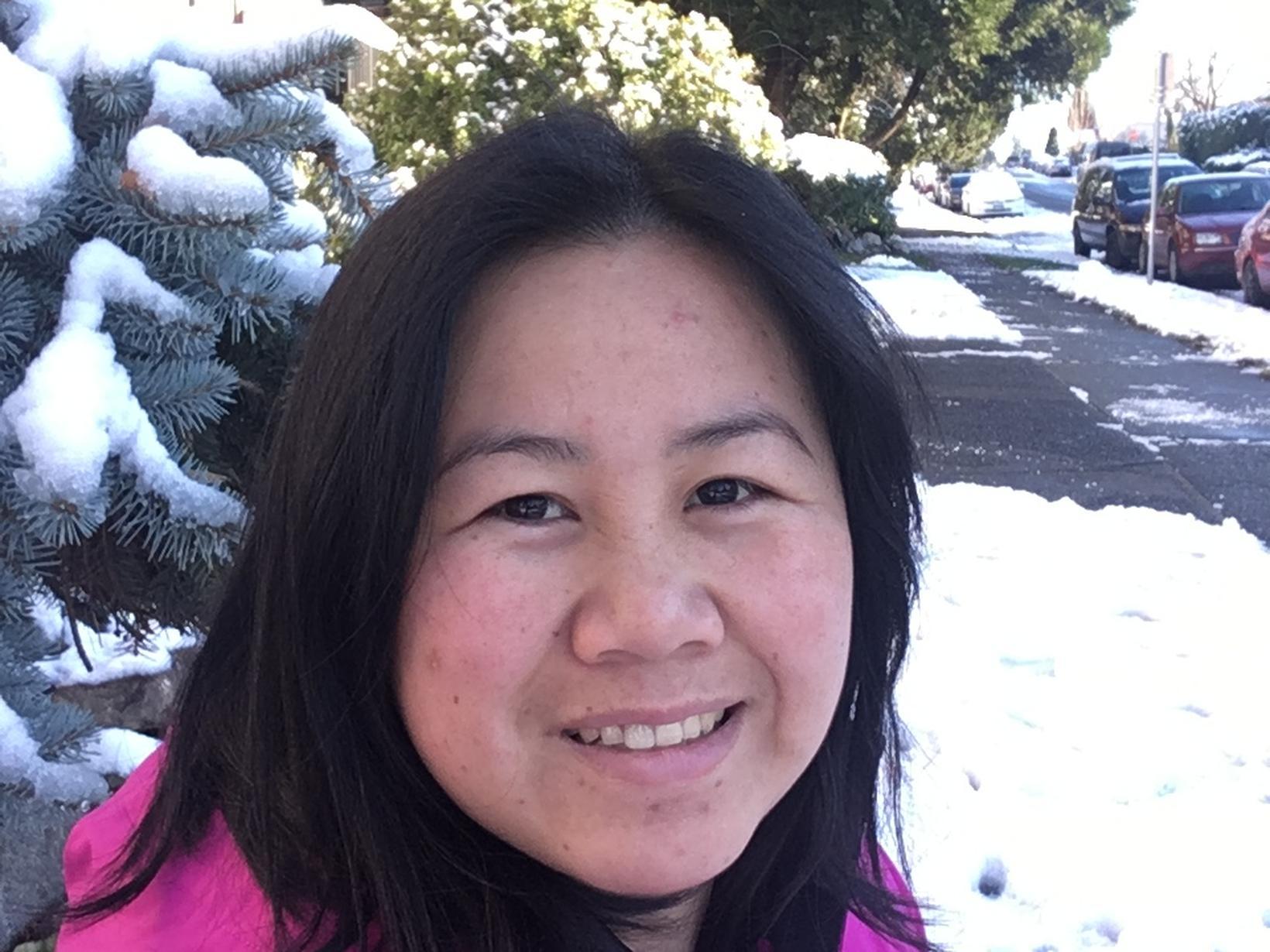 Estefanie from North Vancouver, British Columbia, Canada