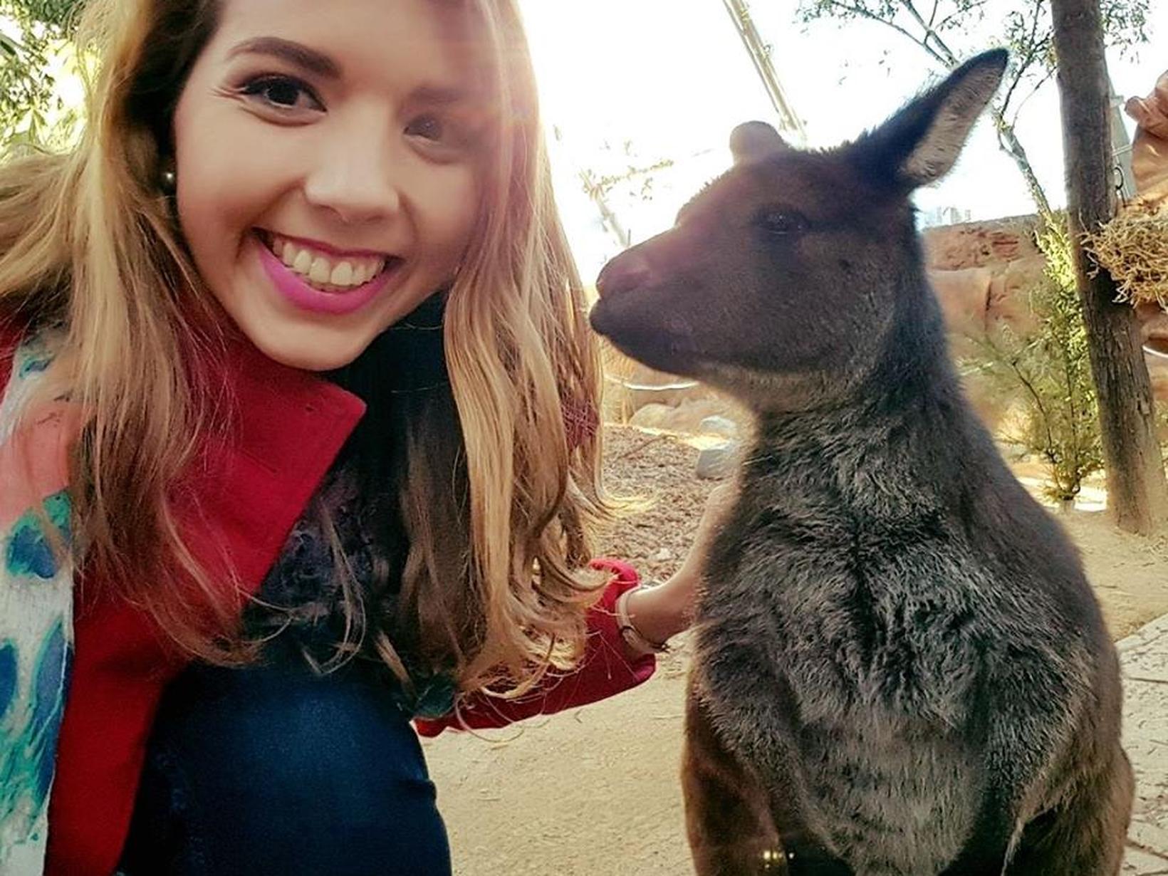 Ana elena from Sydney, New South Wales, Australia