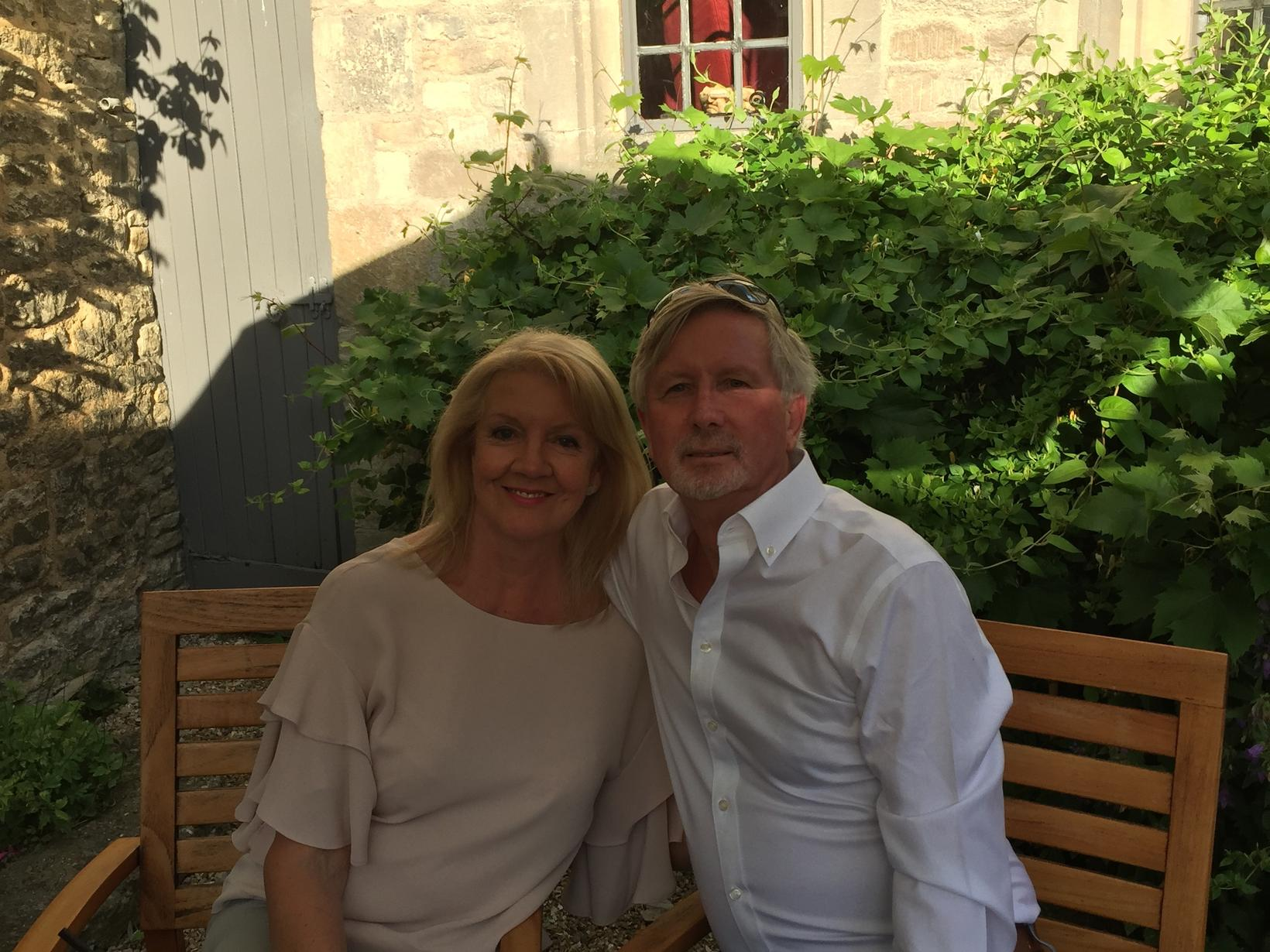 Paul & Carole from Cheltenham, United Kingdom