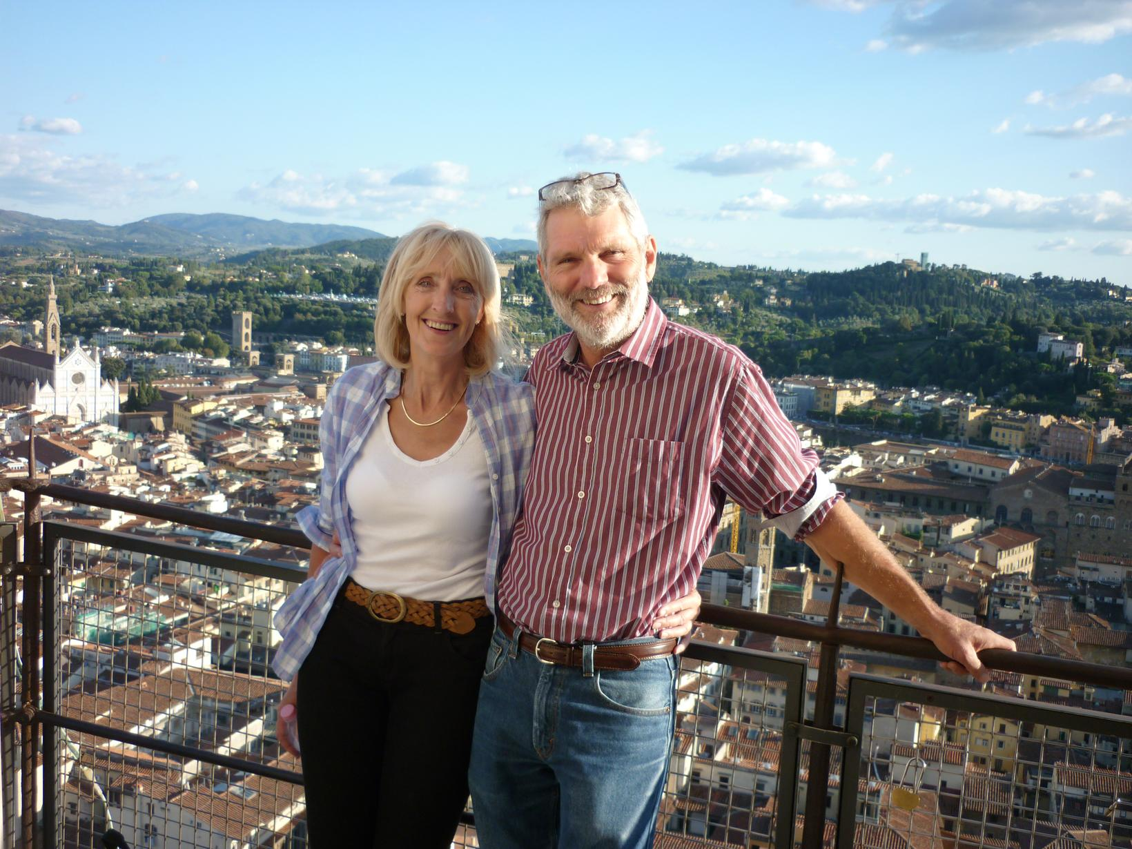 Janet & Bruce from Stockbridge, Vermont, United States
